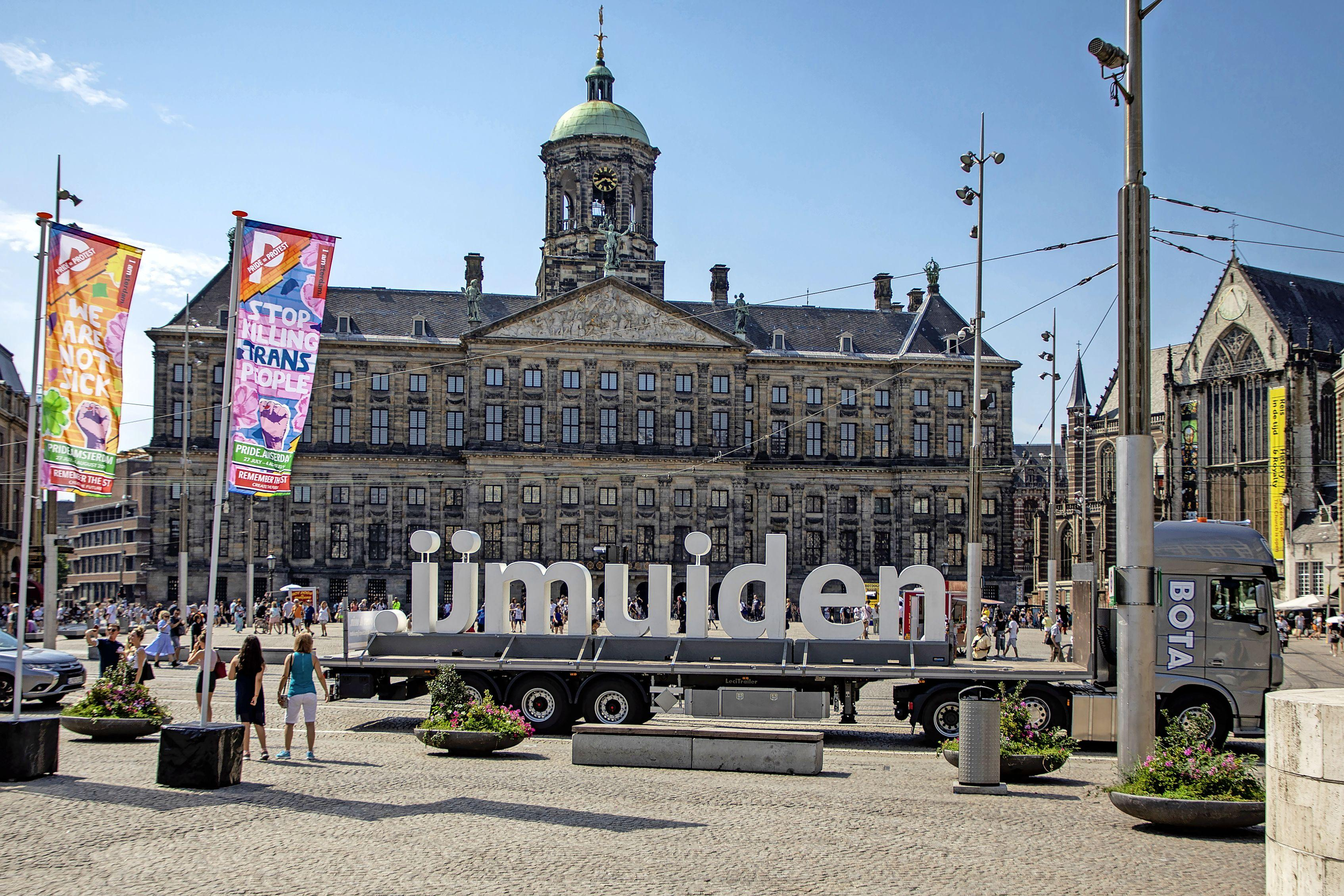 Gezocht: guerillacampagne voor promotie IJmuiden (en Velsen). Misschien de Formule 1 op Zandvoort?