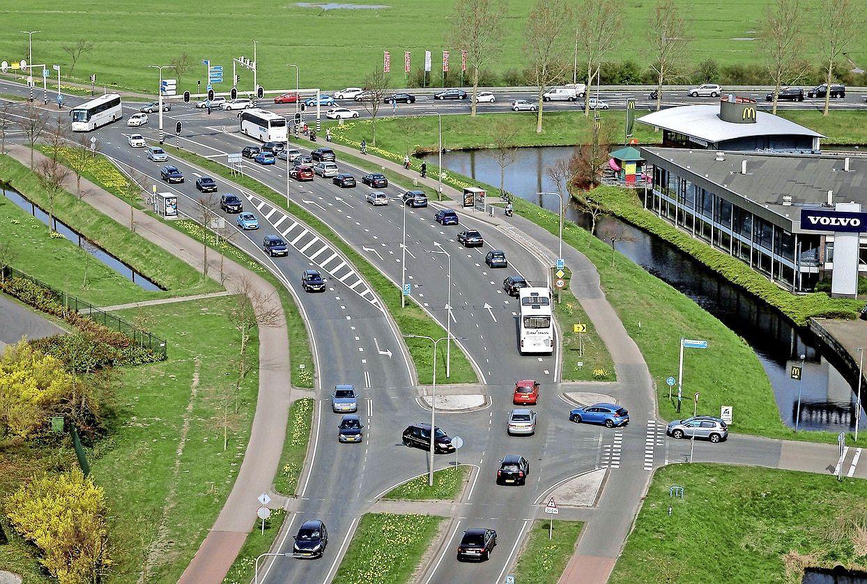 Bedrijfsleven wil verbindingsweg - het liefst ondergronds - aan de zuidkant van Hillegom