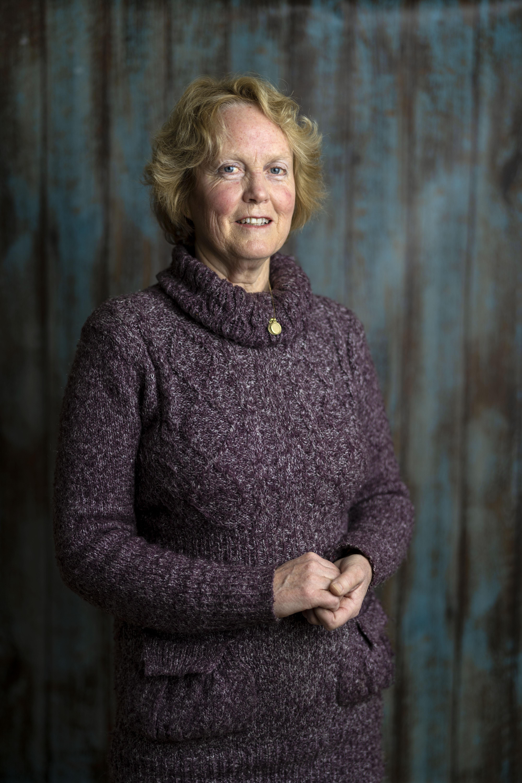 Cobie Wolvers: Van flitstrein naar 'kerken' in Hoogmade