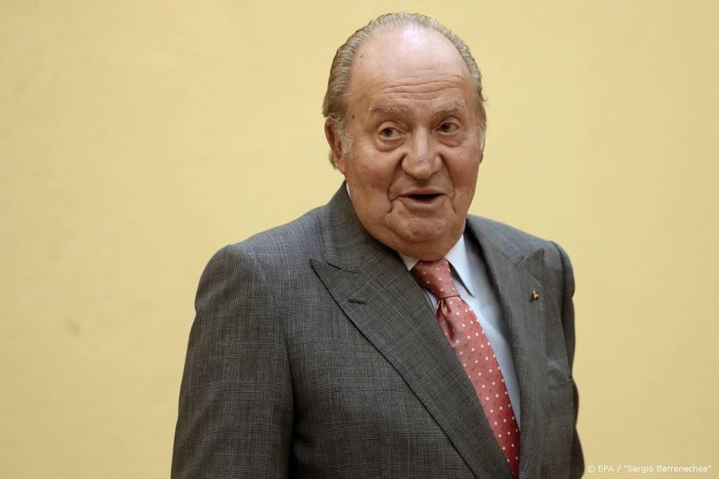 Spaans blad komt met foto Juan Carlos in Abu Dhabi