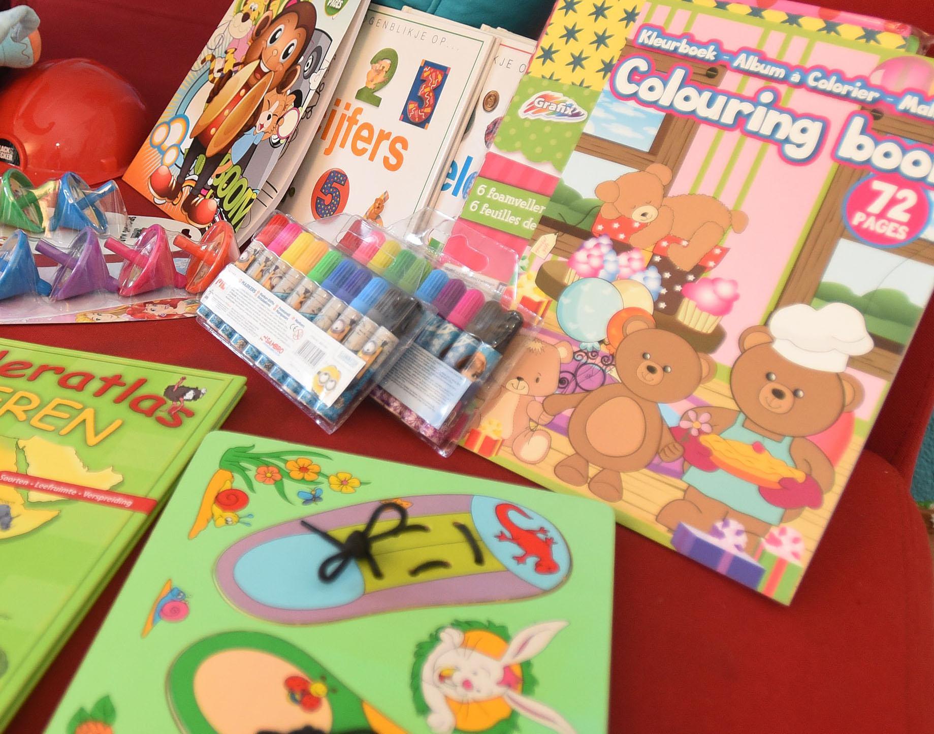 Speelgoedinzameling voor kinderen maatschappelijke opvang Hoofddorp