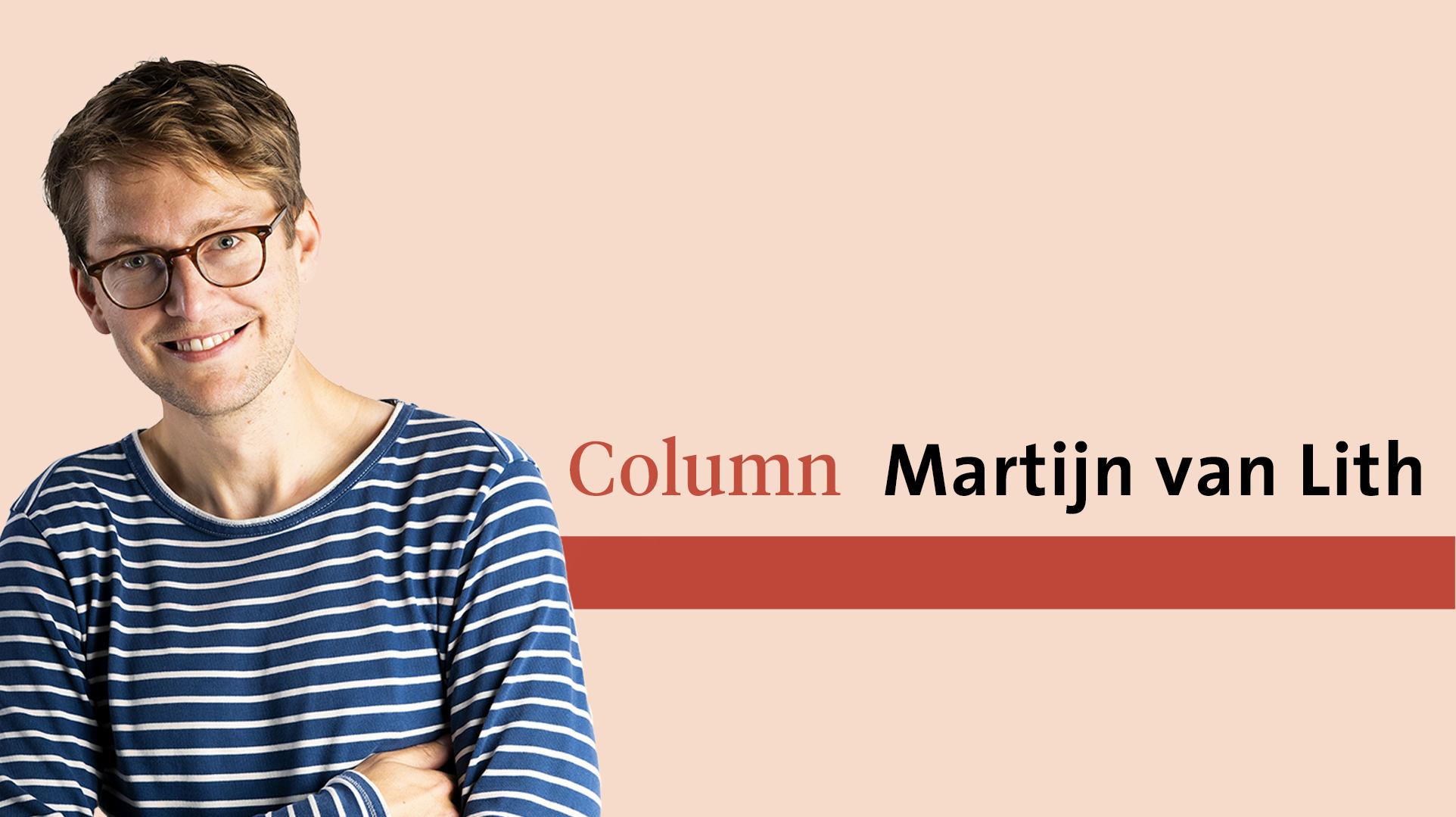 Apenstad | column Martijn van Lith