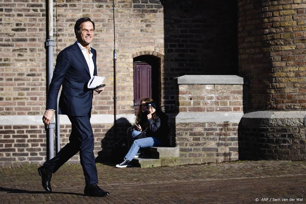 Rutte: VVD te veel gezien als partij van de multinational