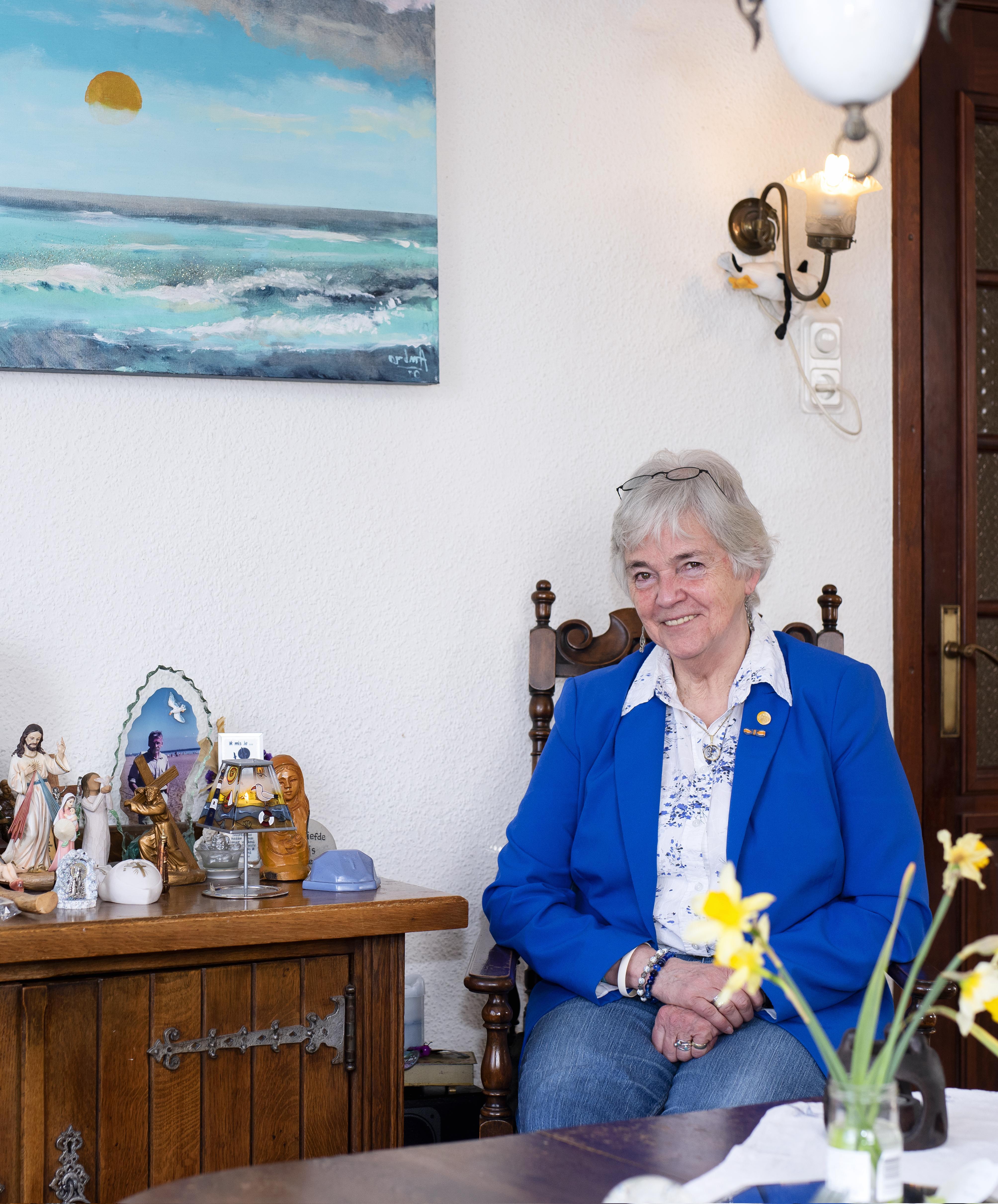 Marianne van Gemert zag bomenkap op landgoed Marquette met lede ogen aan: 'Ik kom op voor generatie van nu'