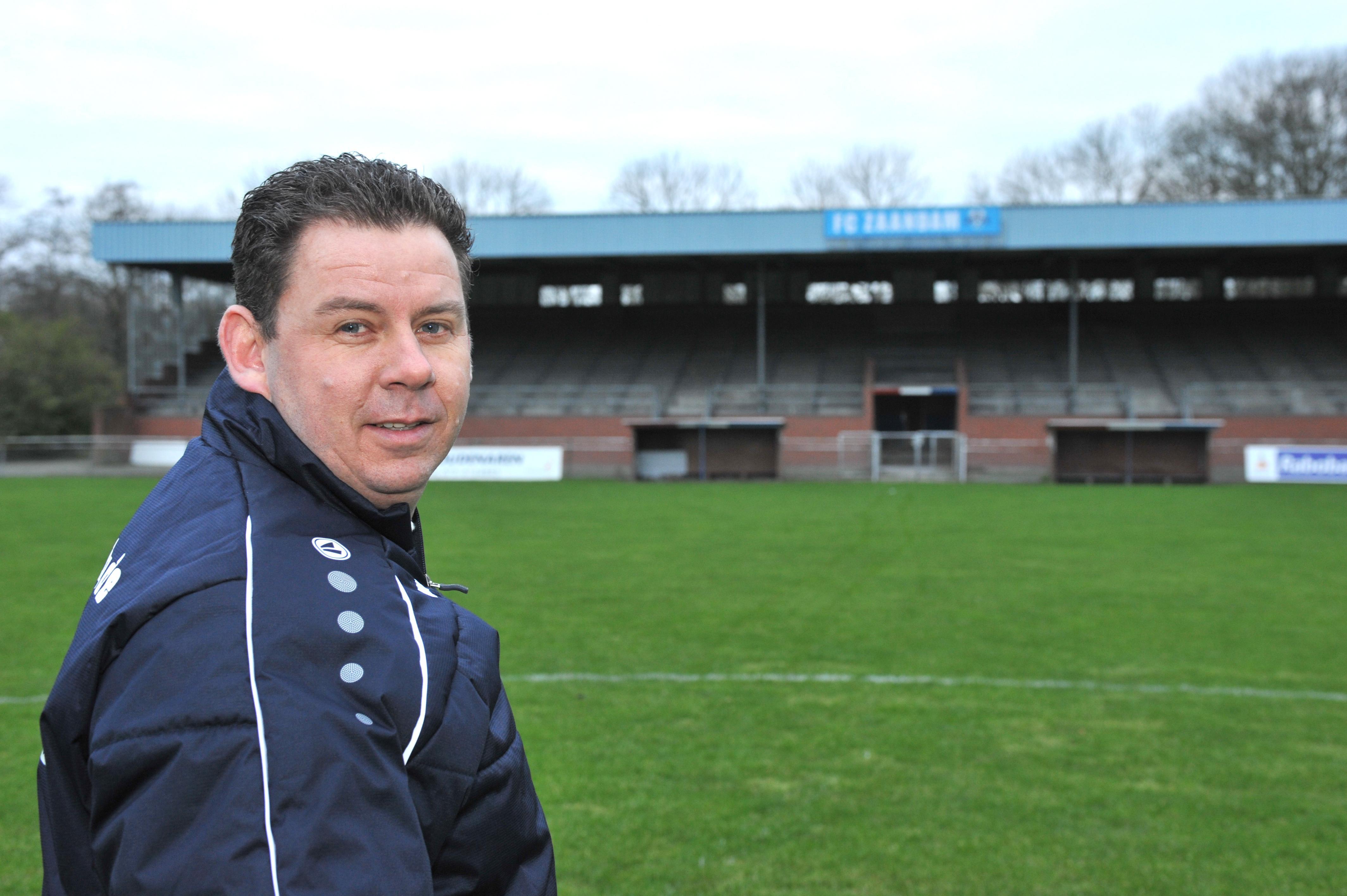Patrick Huisman (40) keert na lange periodes bij Sporting Krommenie en Westfriezen terug als trainer bij 'zijn' FC Zaandam