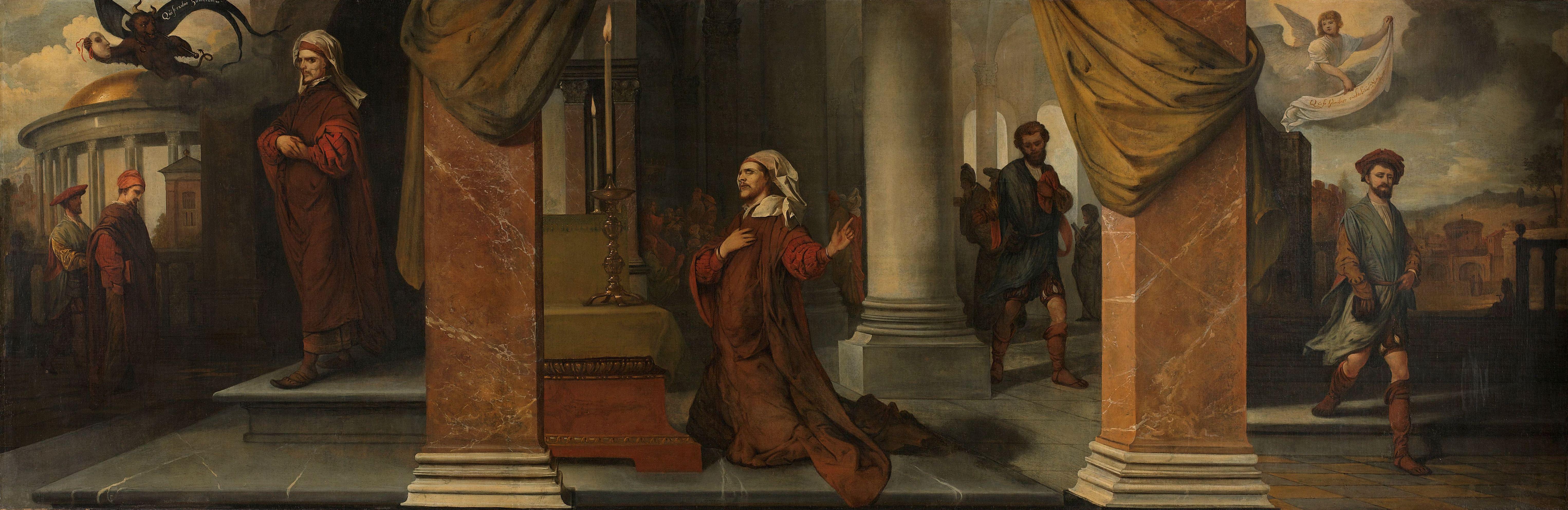 Rijksmuseum geeft wellicht schilderijen terug aan Lutherse kerk in Leiden: 'Voorwaarde is dat de kerk een publieke functie krijgt'