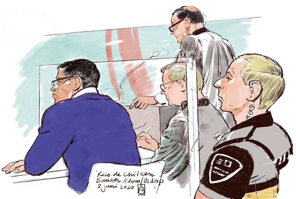 OM komt met strafeis in zaak 'Rico de Chileen'