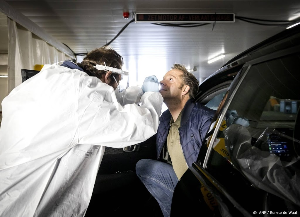 'Grootschalig testen kan helpen bij inperken corona-uitbraak'