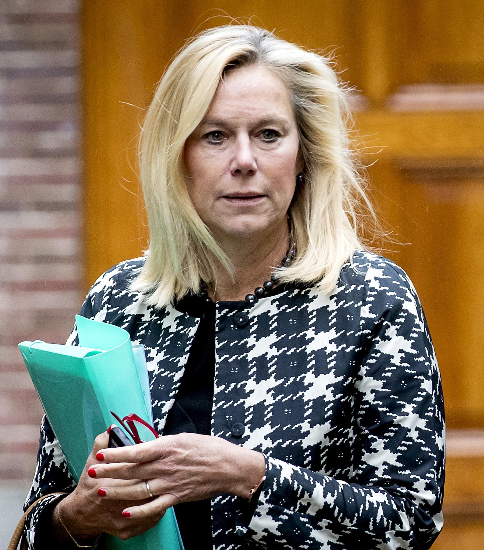 Minister Sigrid Kaag houdt Hannie Schaftlezing in Haarlem