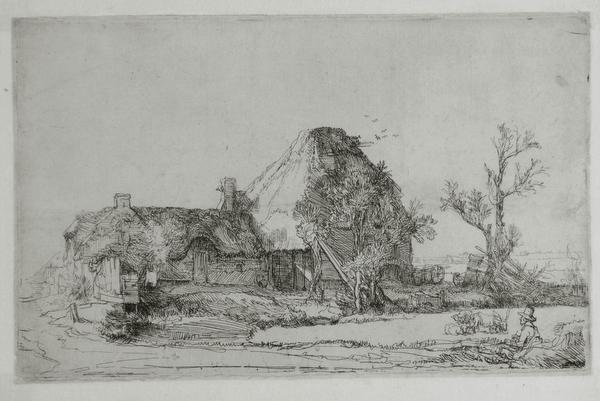 Etsen Rembrandt hoogtepunt op Kunst & Antiek Weekend