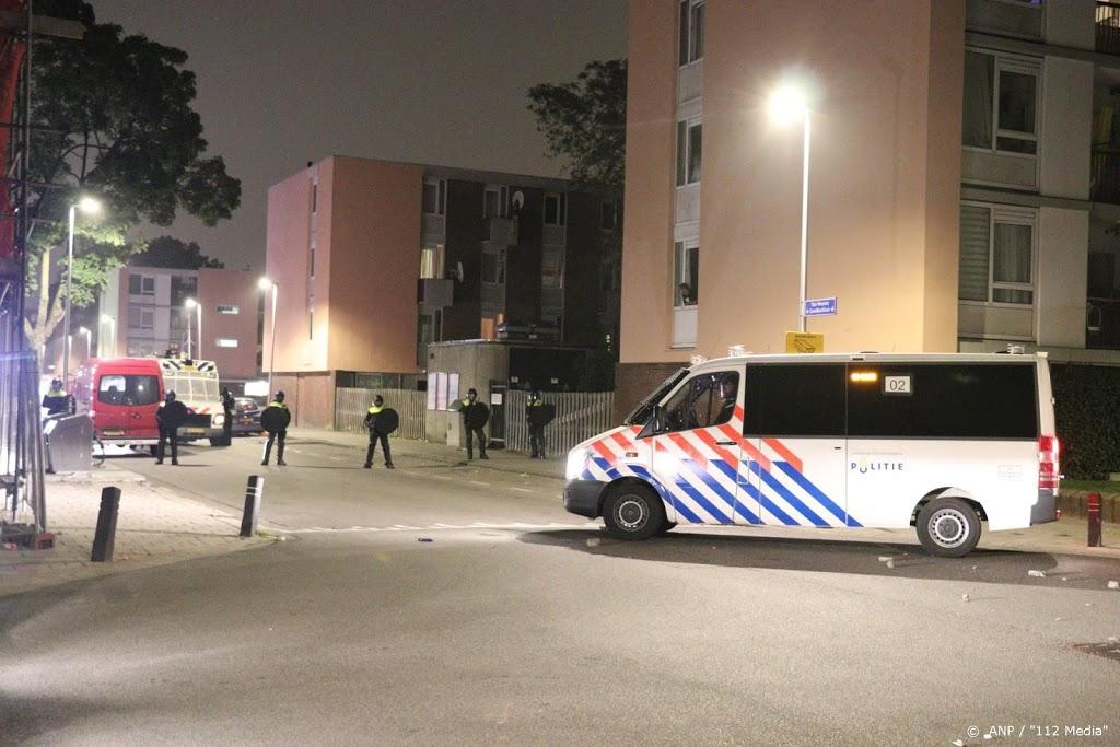 Politie arresteert 18 onruststokers Kanaleneiland Utrecht