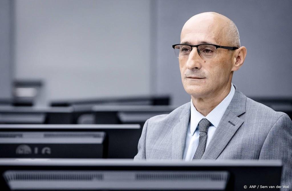 Verdachte van oorlogsmisdaden voor Kosovo-tribunaal in Den Haag
