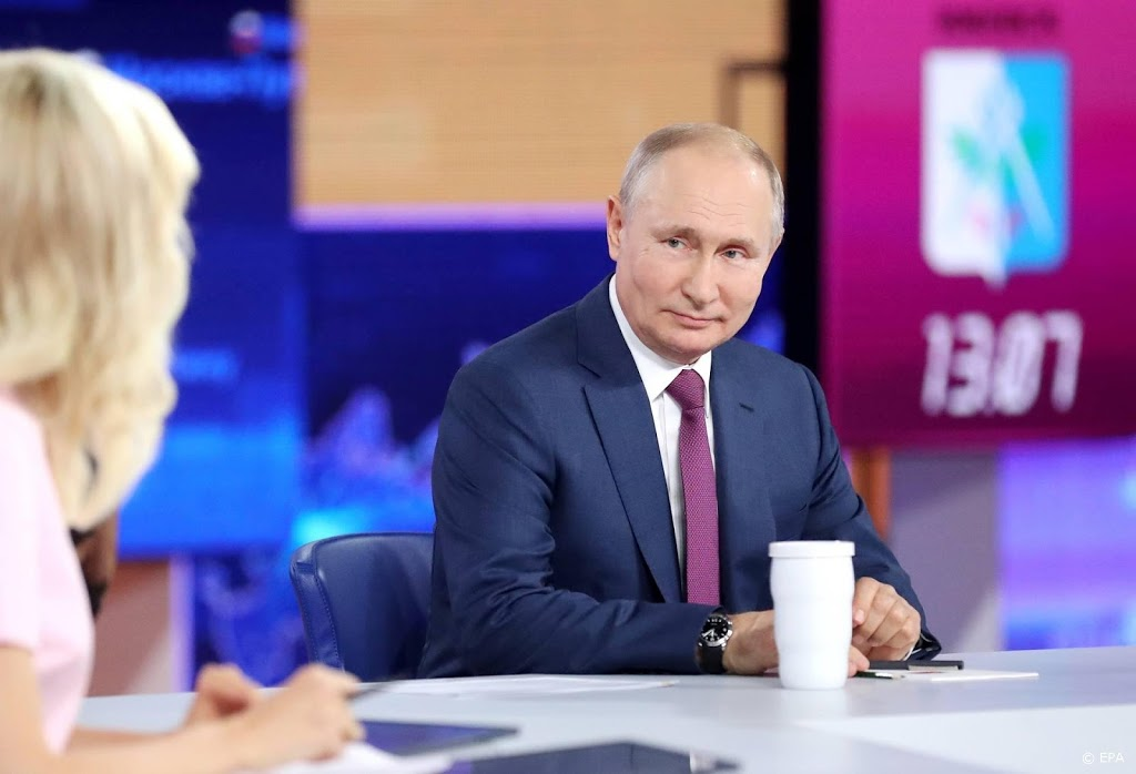 Poetin: Brits marineschip wilde Russische reactie testen