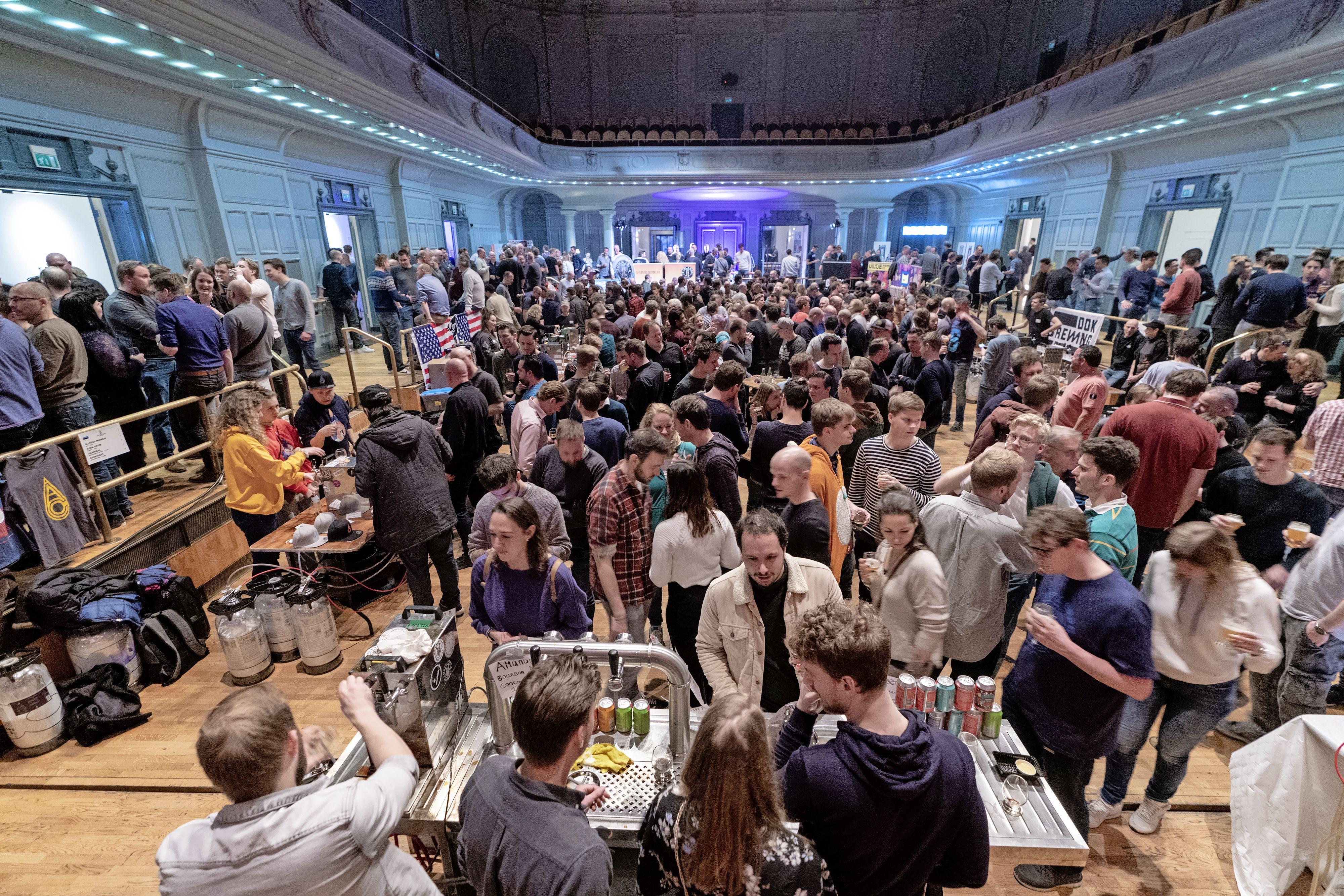 Eerste zomereditie van LIB bierfestival in augustus