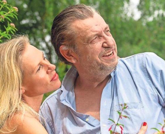 Berooid, 'maar dolgelukkig'. Rob Scholte en echtgenote Lijsje houden elkaar tijdens 'lijdensweg' stevig vast