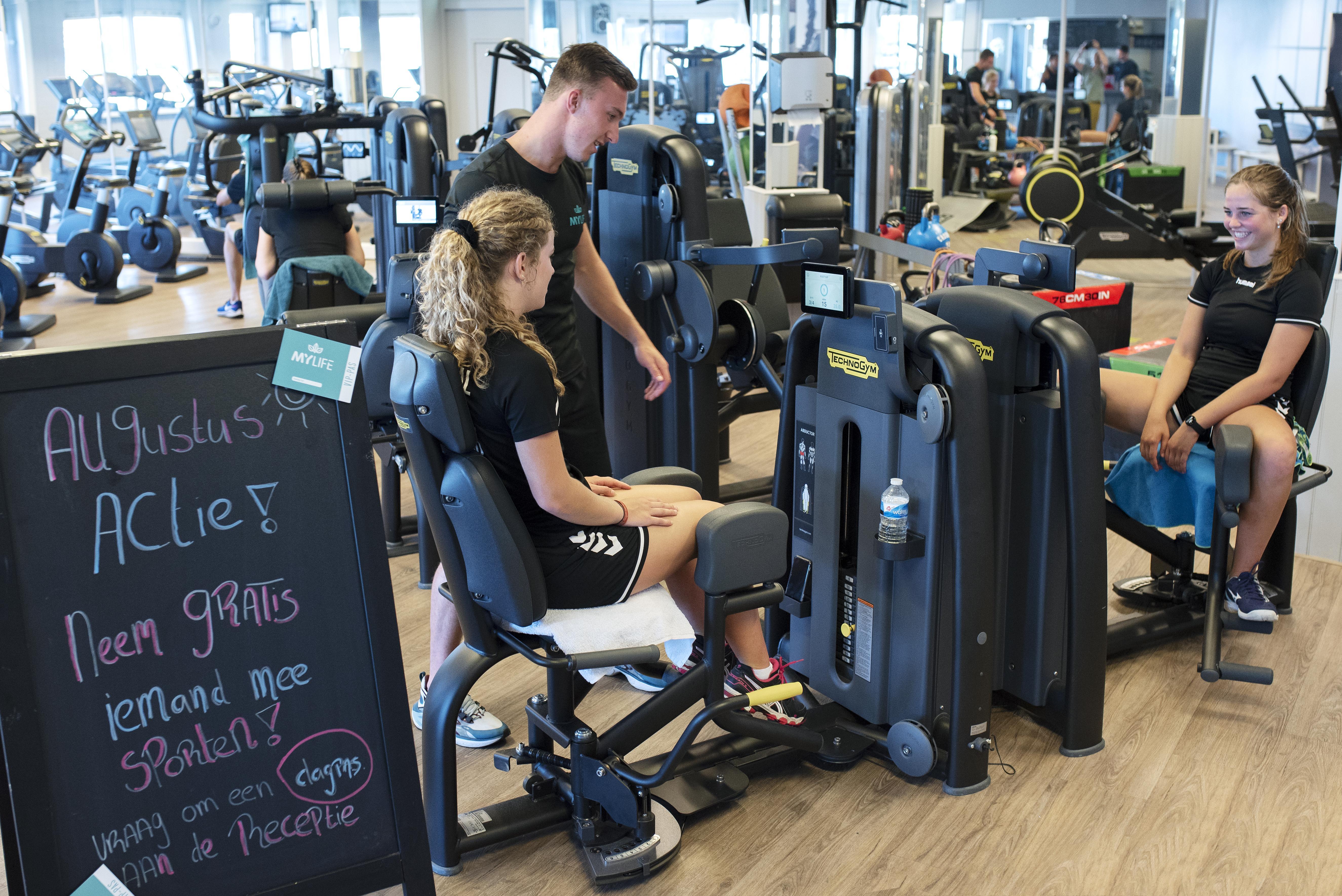 Sportscholen IJmond worden weer drukker maar vooral ouderen zijn nog terughoudend