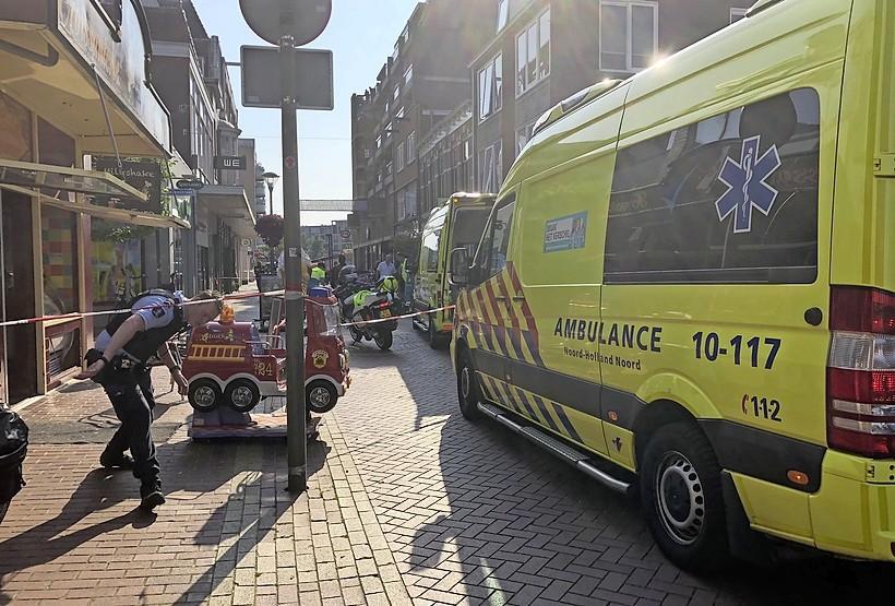 Veroordeelde voor steekpartij in Spoorstraat in Den Helder trekt hoger beroep in. Celstraf van vijf jaar is daardoor definitief