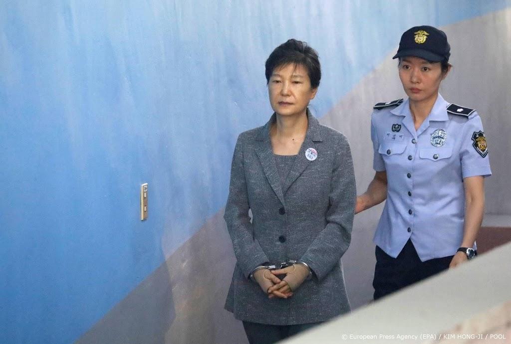 Hoogste hof Zuid-Korea houdt vast aan 20 jaar cel voor oud-leider
