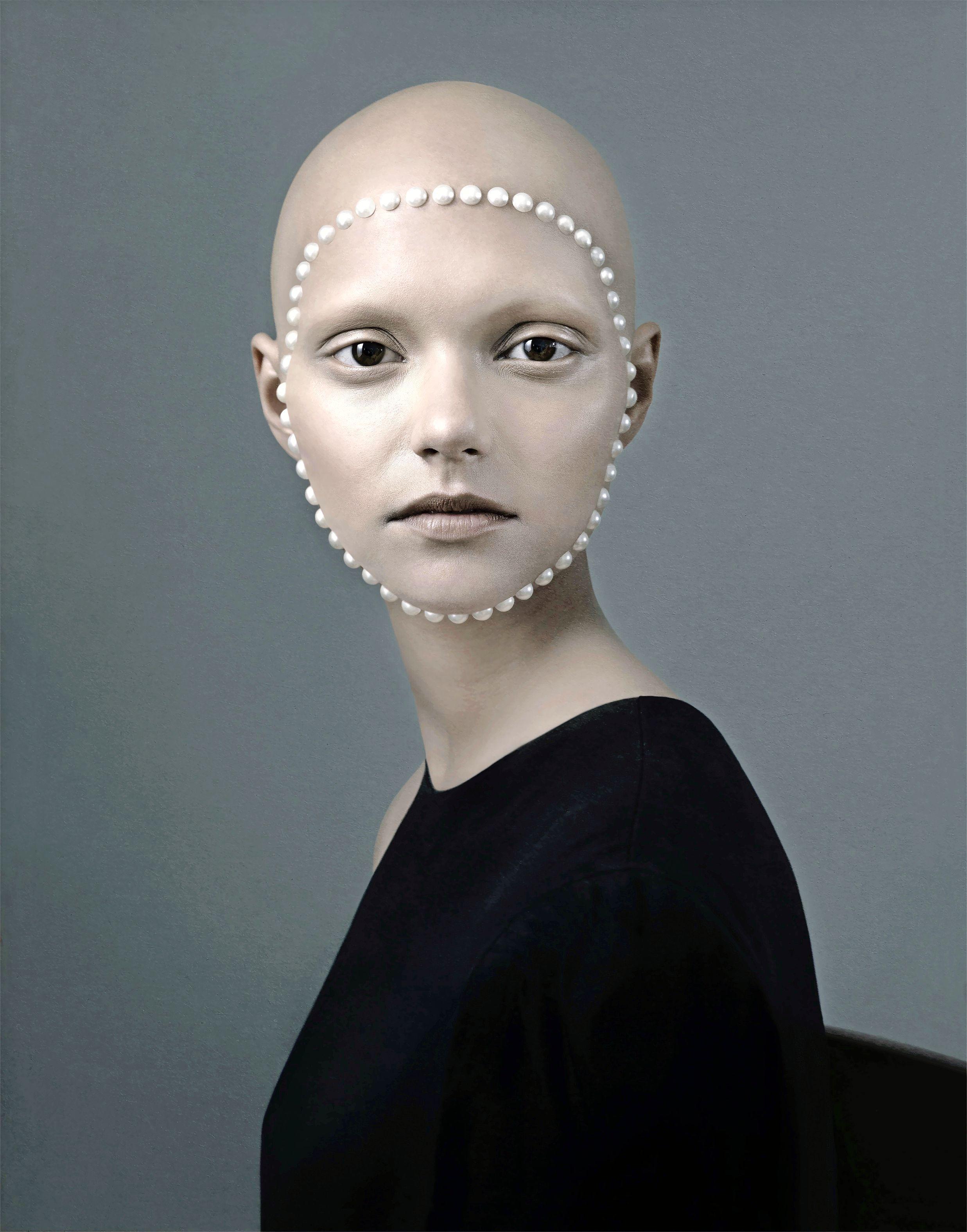 Justine Tjallinks laat het andere gezicht zien