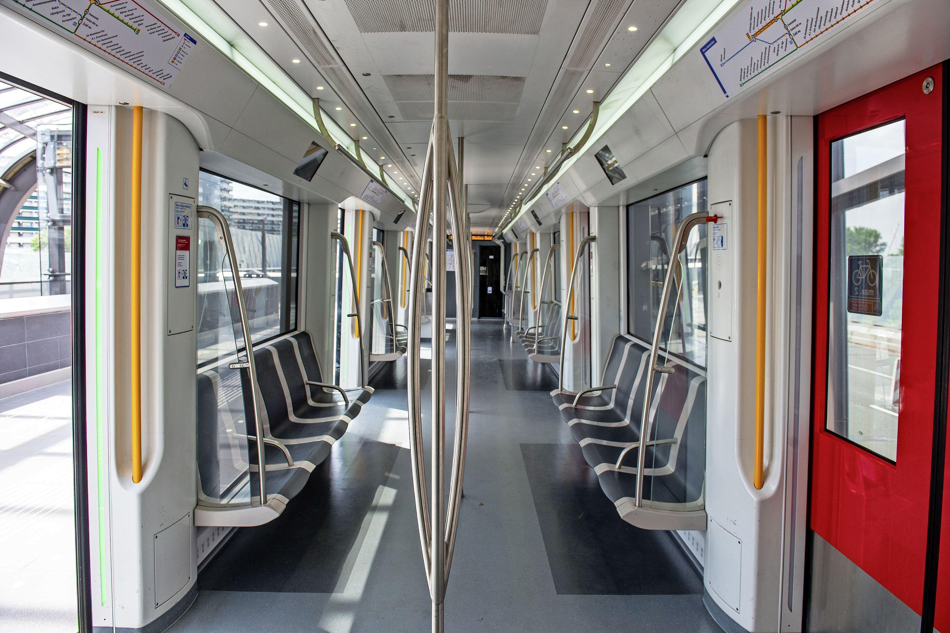 De metro komt niet naar Hoofddorp omdat het zo'n interessante groeistad is. Amsterdam heeft enkel een opstelplaats nodig | Opinie