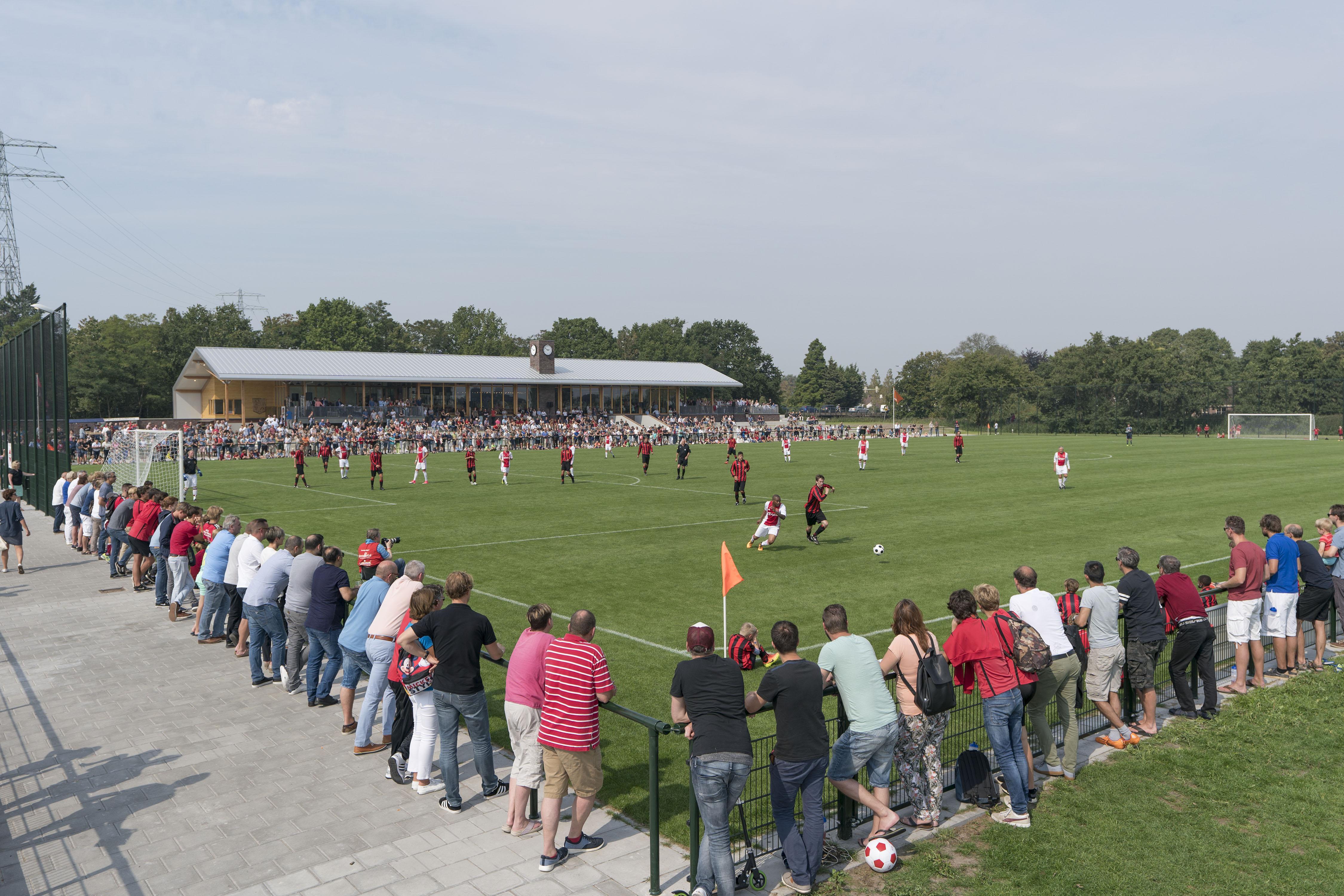Voetbal- en cricketclub ASC uit Oegstgeest wil alsnog kunstgras