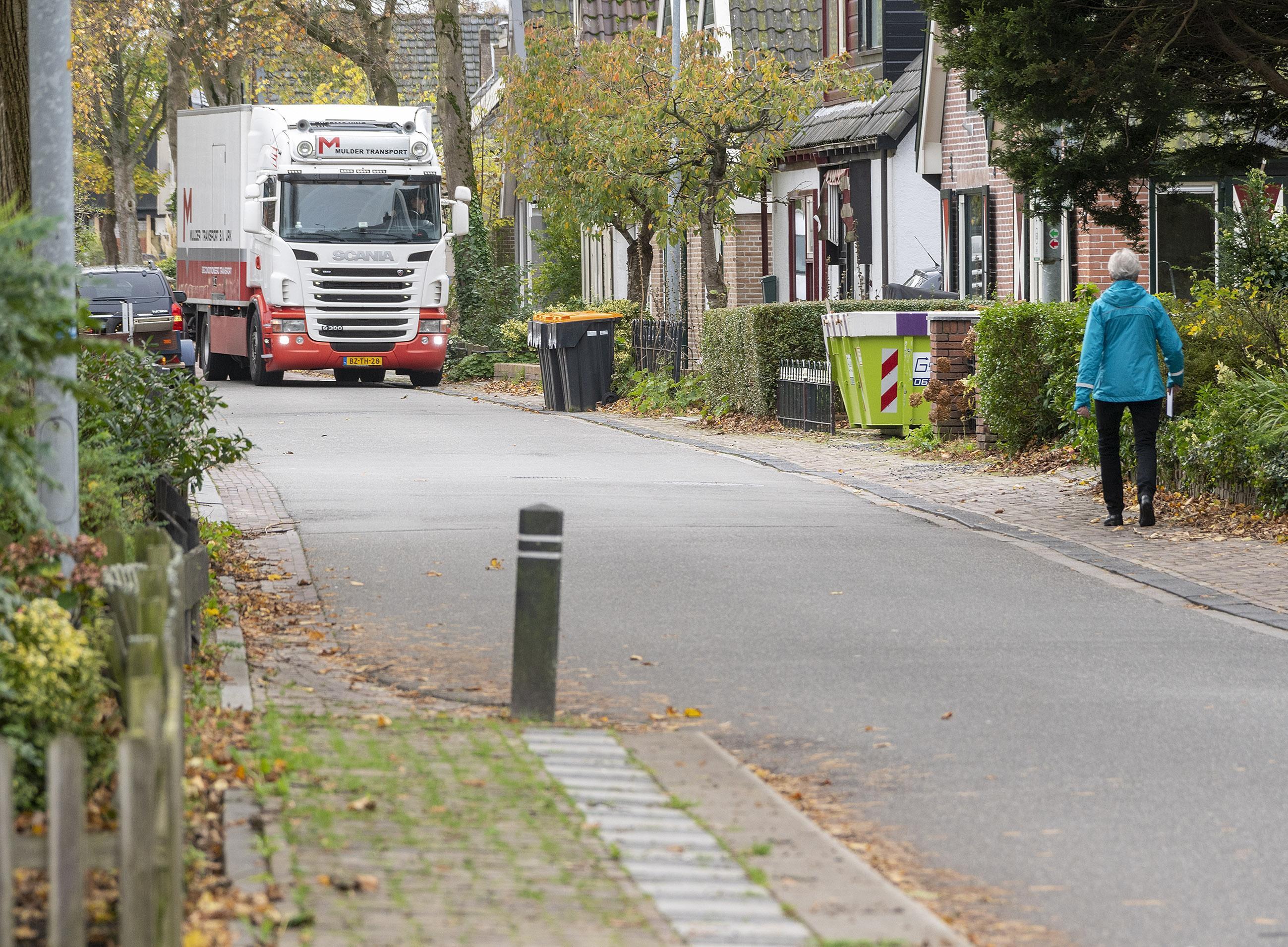 Verkeersdruk in Sint Pancras: wethouder wil voor eind 2020 met een door de inwoners gedragen plan komen