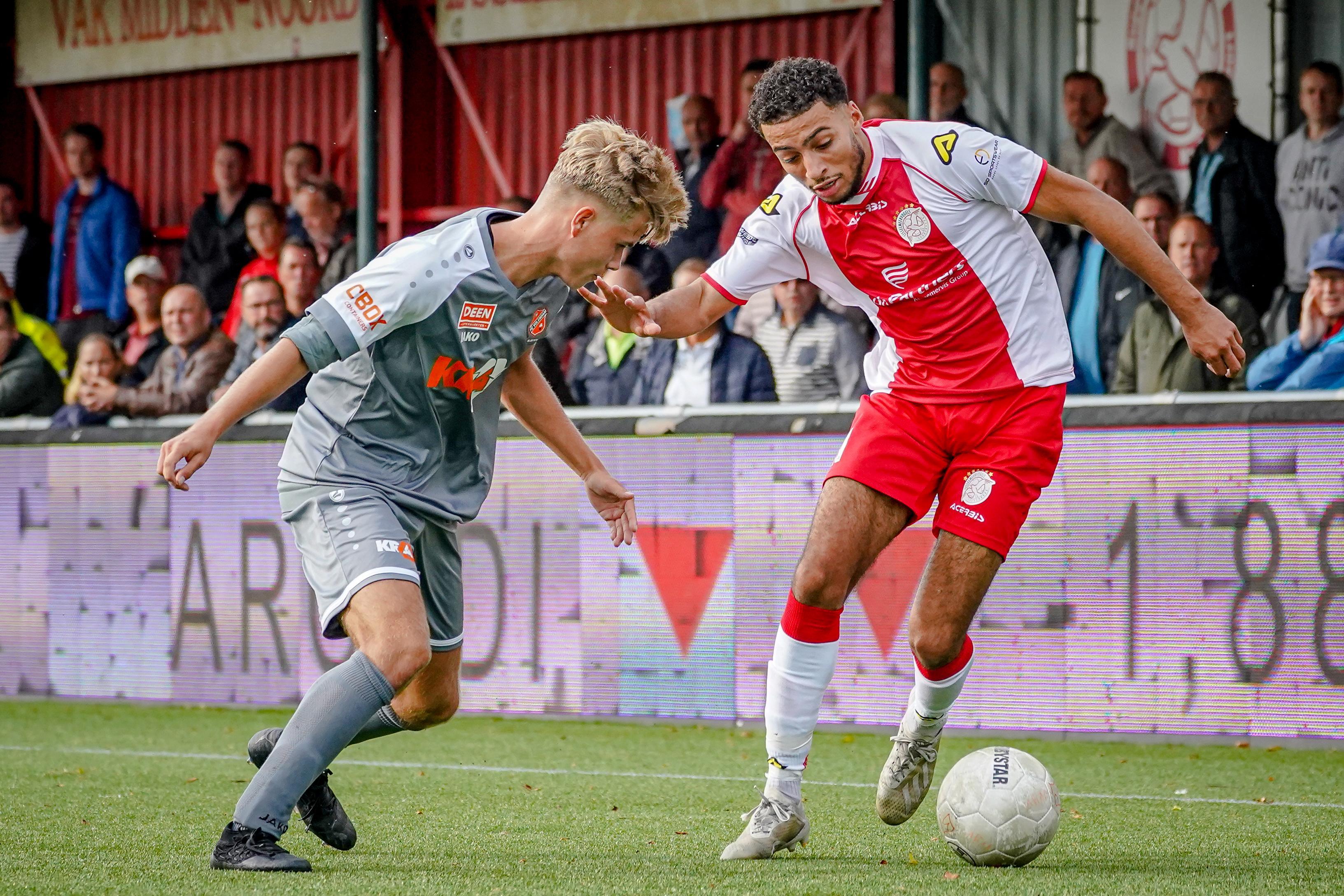IJsselmeervogels raakt talentvolle aanvaller Achraf Douiri (21) kwijt aan FC Volendam