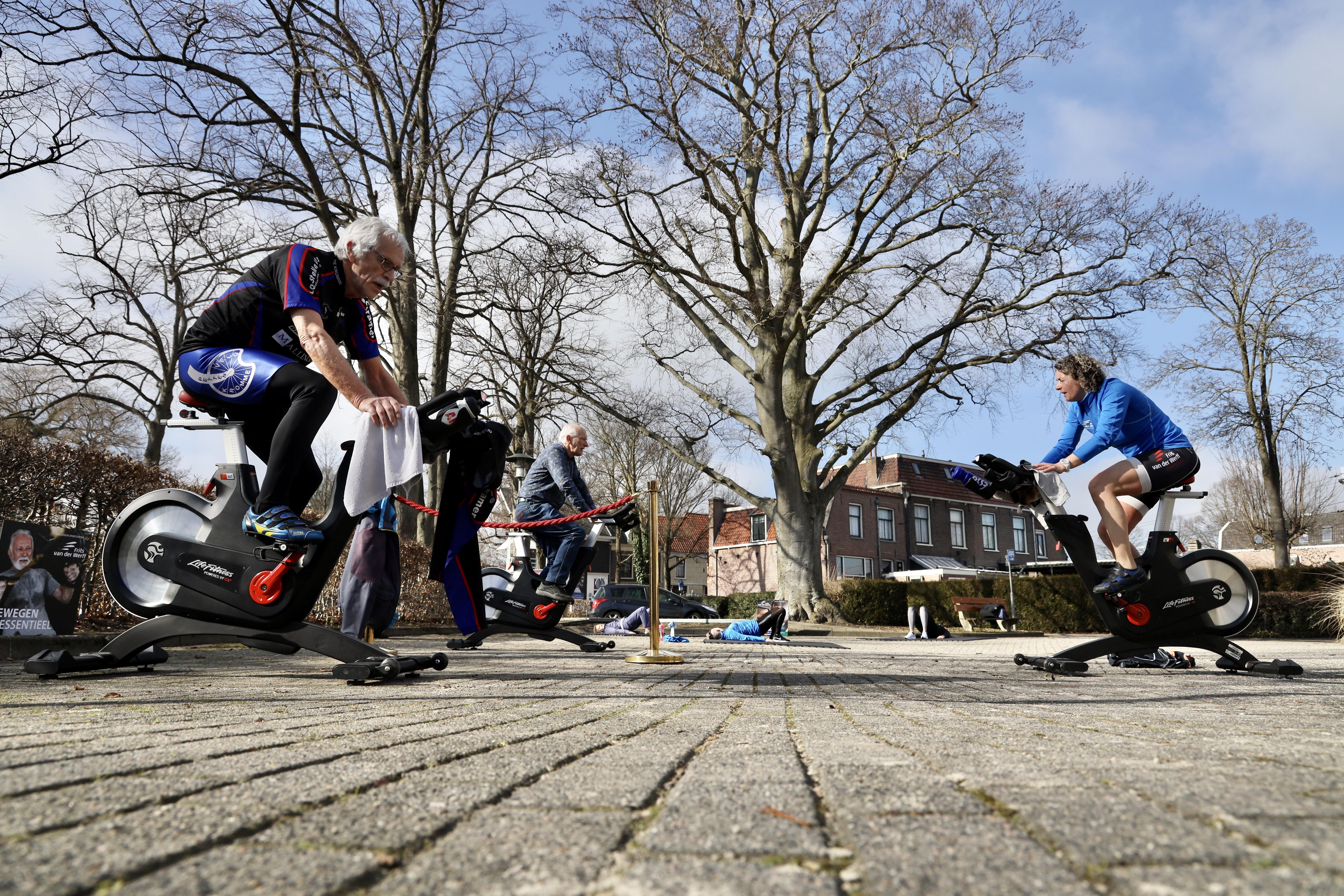 Ook actie in sportcentra Hoorn en Enkhuizen: 'Nieuwe gezondheidscrisis als we langer dichtblijven'