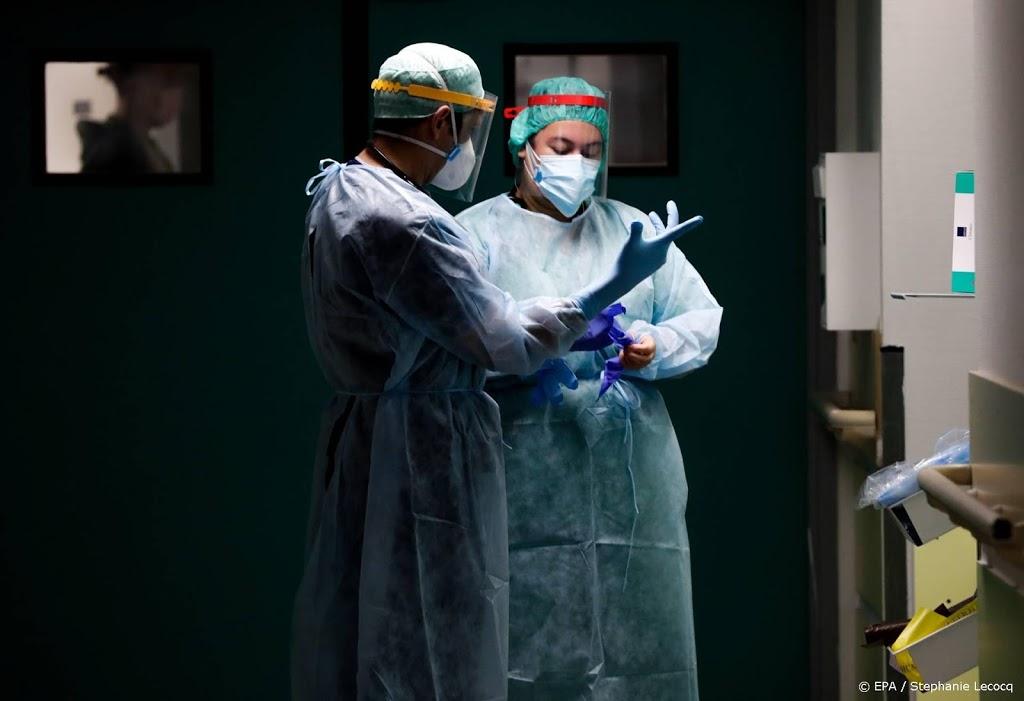 Noodkreet ziekenhuizen België: leg land plat