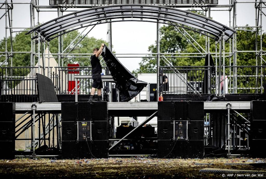 Kabinet besluit waarschijnlijk maandag over eendaagse festivals