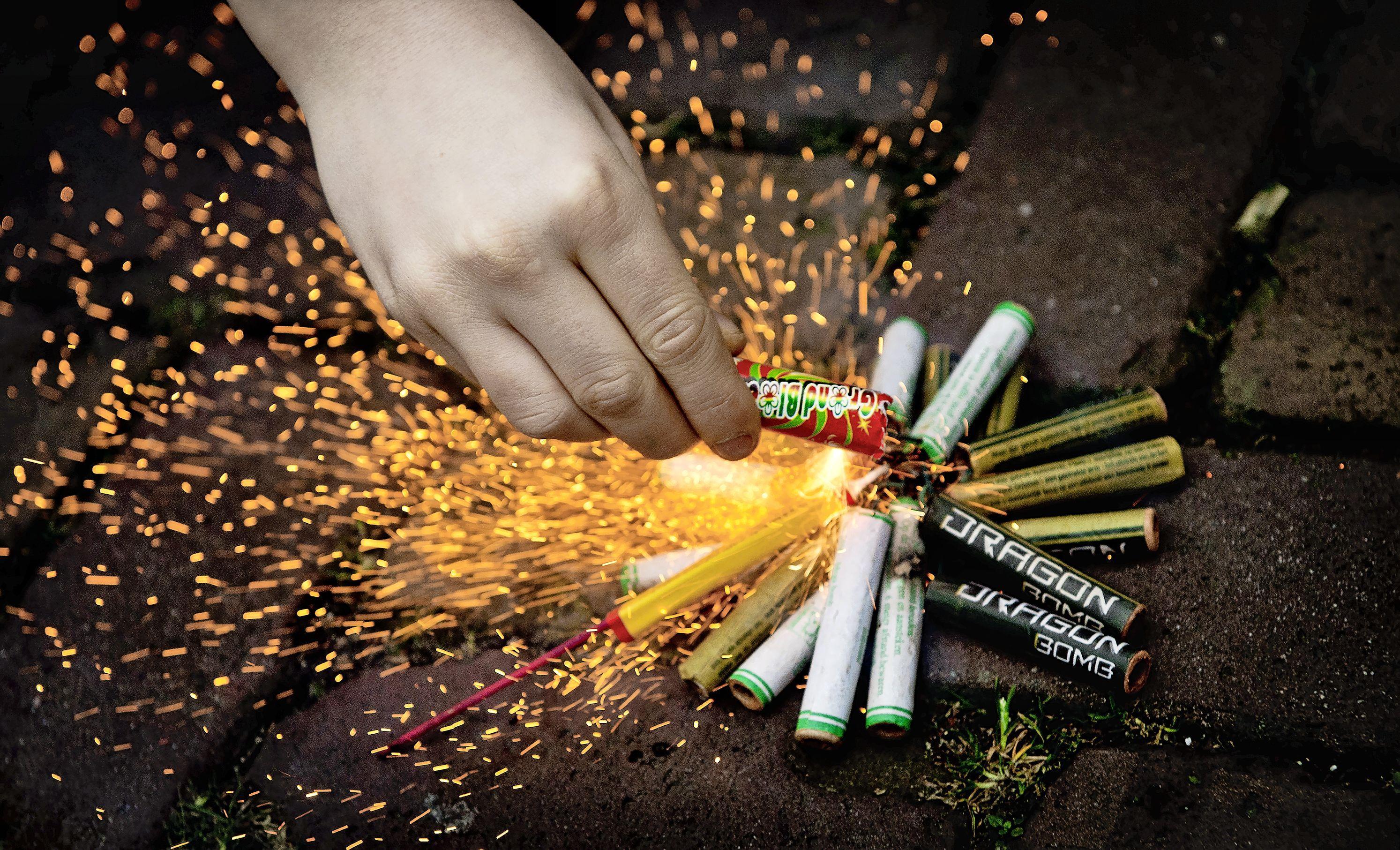 19 Velsense jongeren krijgen alternatieve straf bij Halt na vuurwerkovertreding