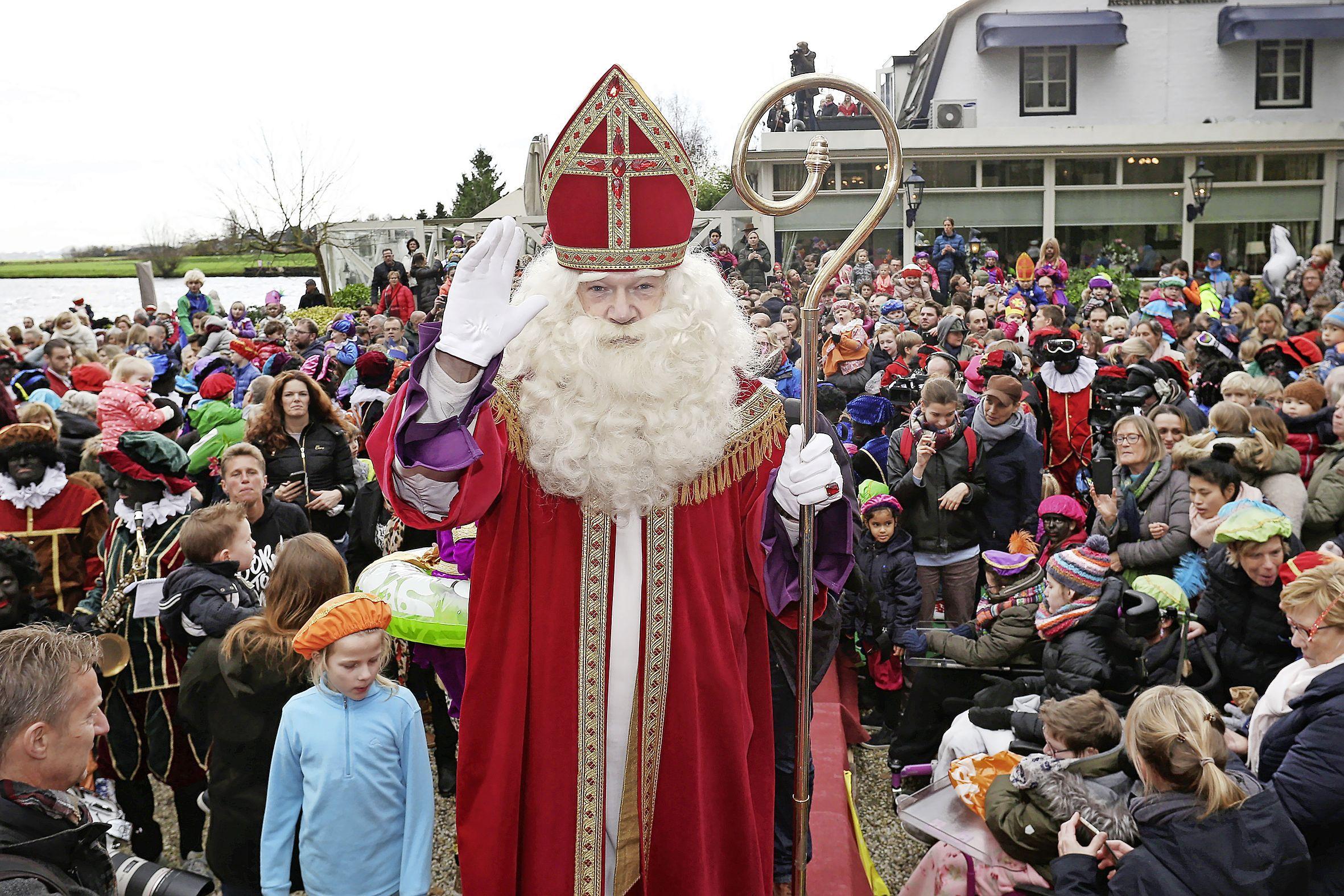 Baarnse politiek weigert garant te staan voor Sinterklaas; Doorgaan van populaire intocht dit jaar is nog lang niet zeker