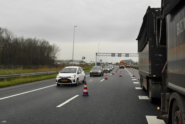 Fileleed is bij Leiden het grootst van Nederland door A4 én N206