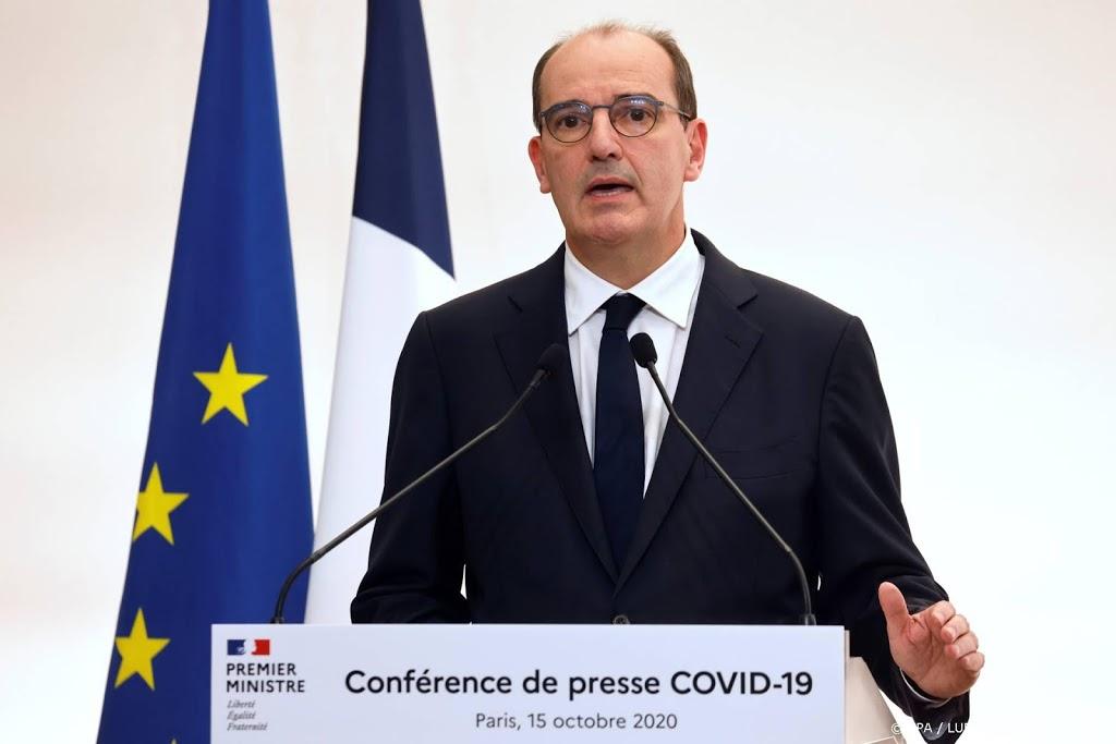 Avondklok voor 46 miljoen Fransen