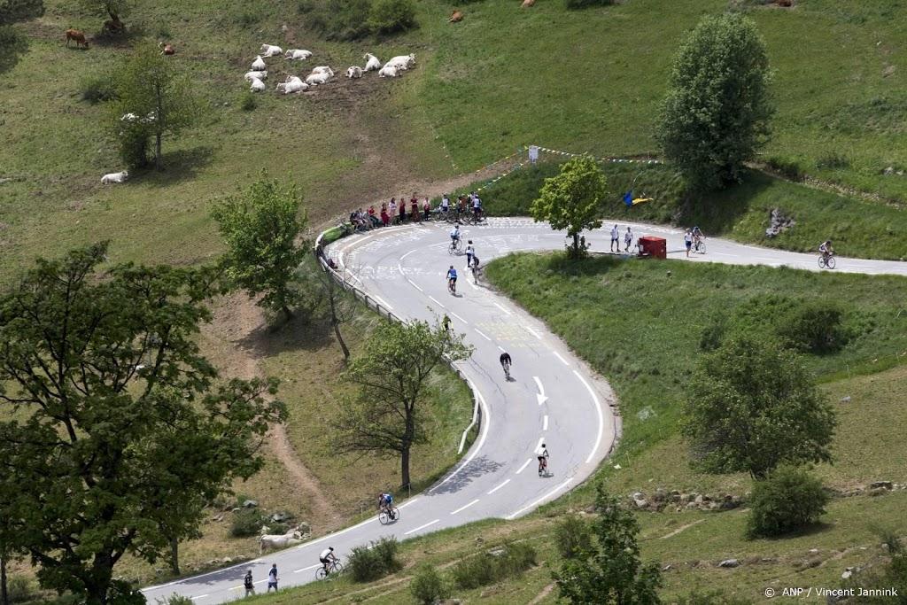 Loterij Alpe d'HuZes wegens 'dramatische daling aantal donaties'