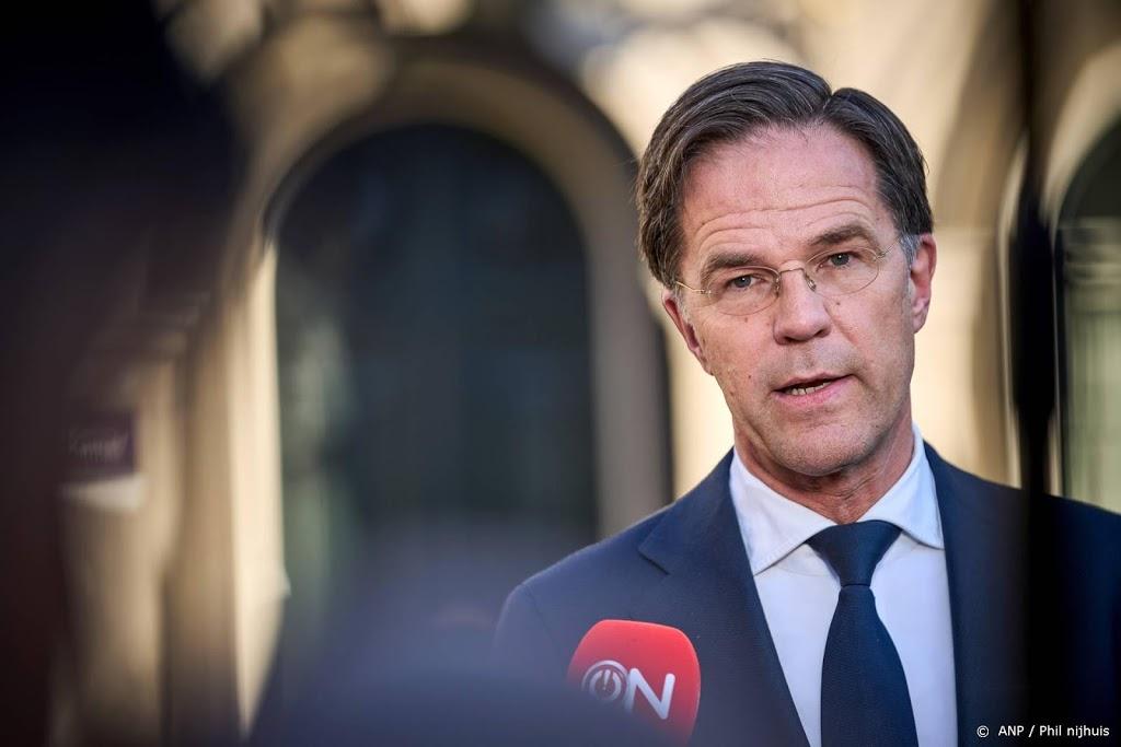 Rutte: D66 moet sowieso in coalitie, liefst ook CDA