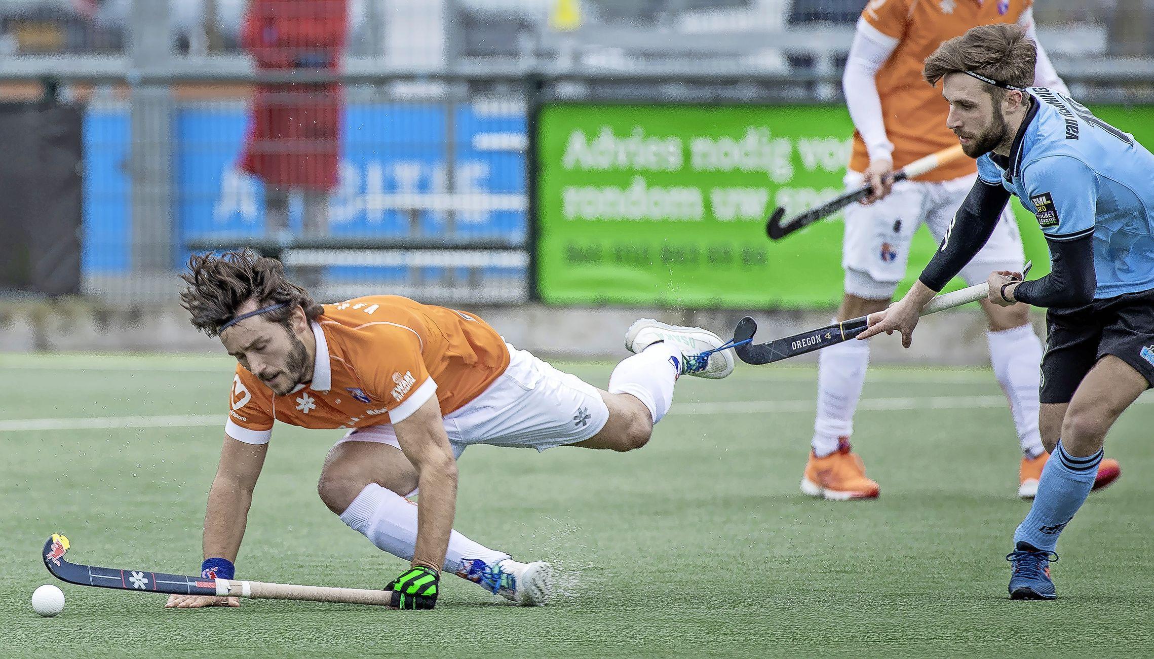 Van Doren is beste hockeyer in de Nederlandse competitie
