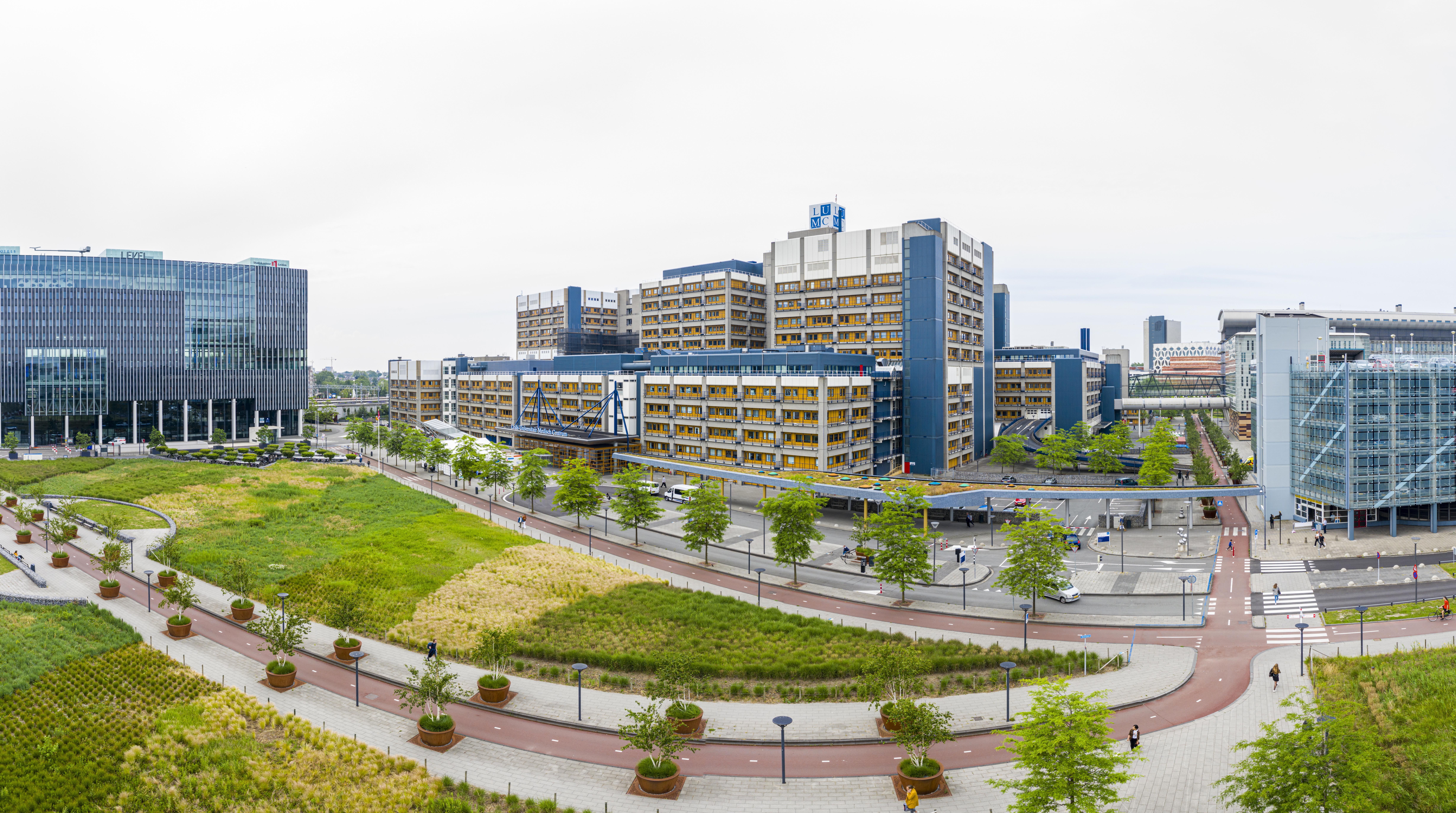 Universiteit Leiden splitst innovatieafdeling Luris op in twee kamers