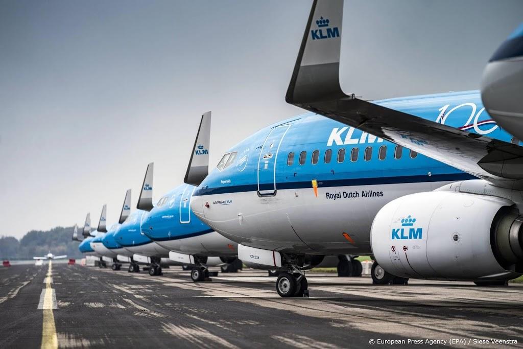 KLM: verplichte sneltest maakt langeafstandsvlucht onmogelijk