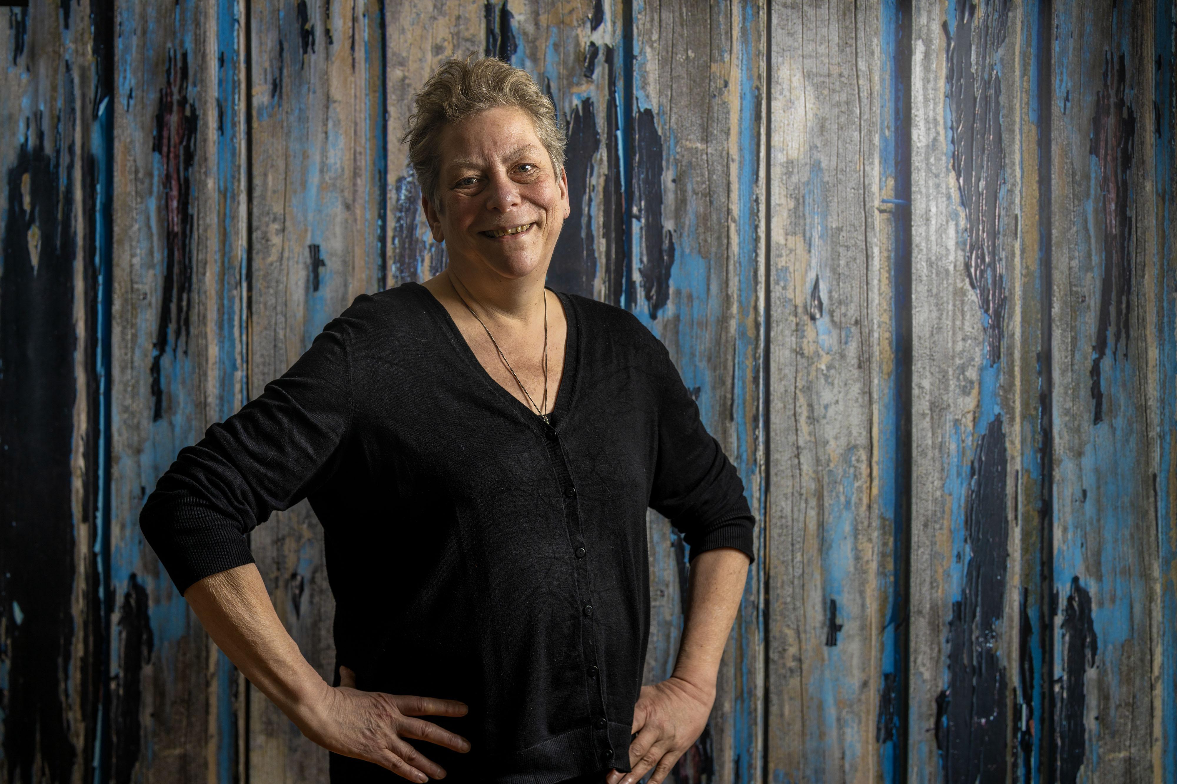 Fransje Barnard, genomineerd als Persoon van het Jaar: door haar bleef de BOP open voor kwetsbare mensen, ook tijdens de lockdown