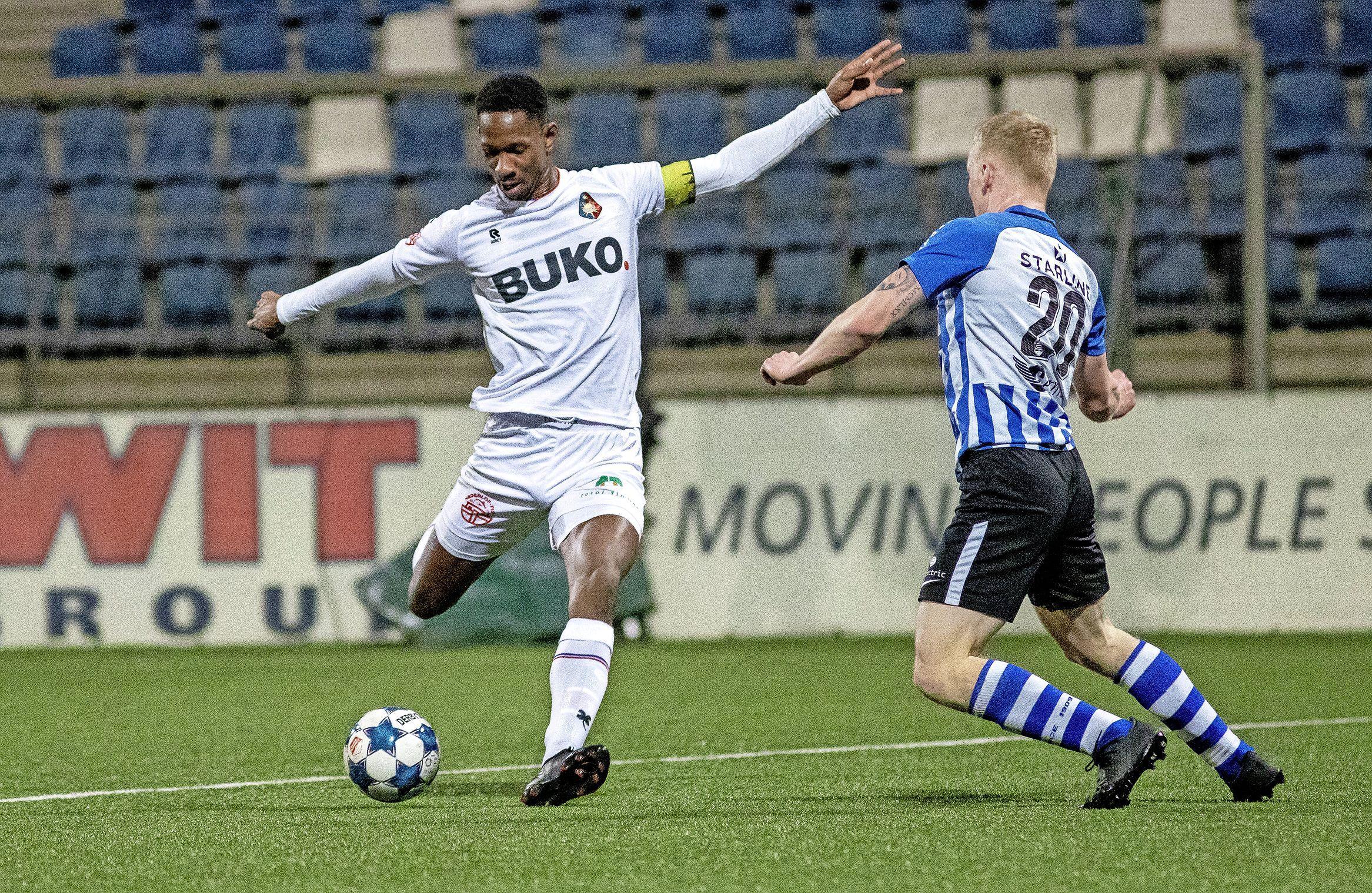 Hoogte spelersbudget Telstar speelt mee in beslissing Andries Jonker om te blijven of te vertrekken: 'Ik wil niet naar beneden'