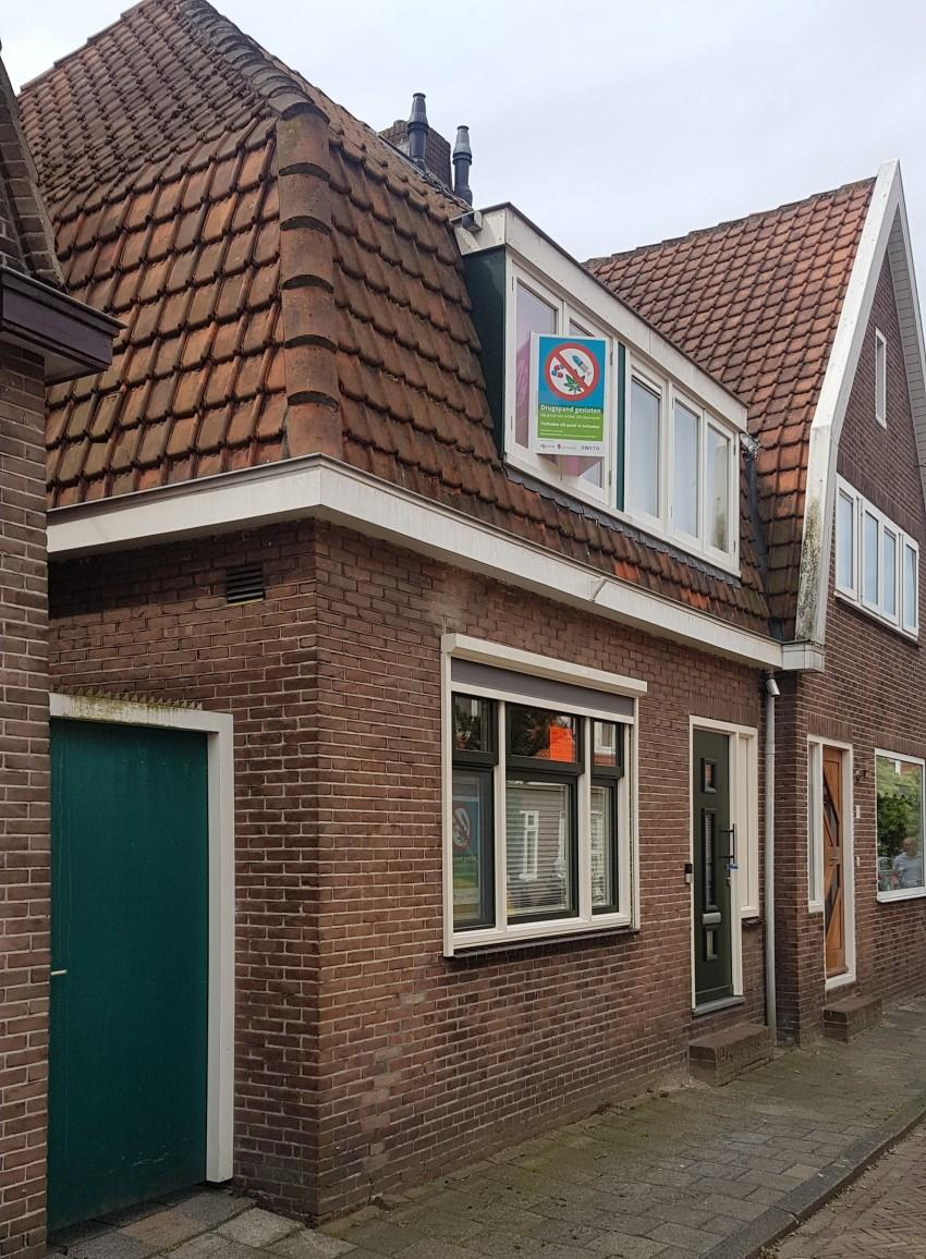 Harddrugs aangetroffen in woning Talmastraat Zaandijk