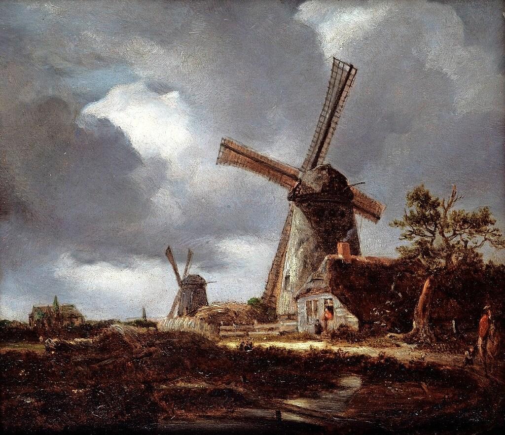 Wandel thuis door de landschappen van John Constable; Haarlemse culturele organisaties presenteren lockdown-alternatieven als thuistours