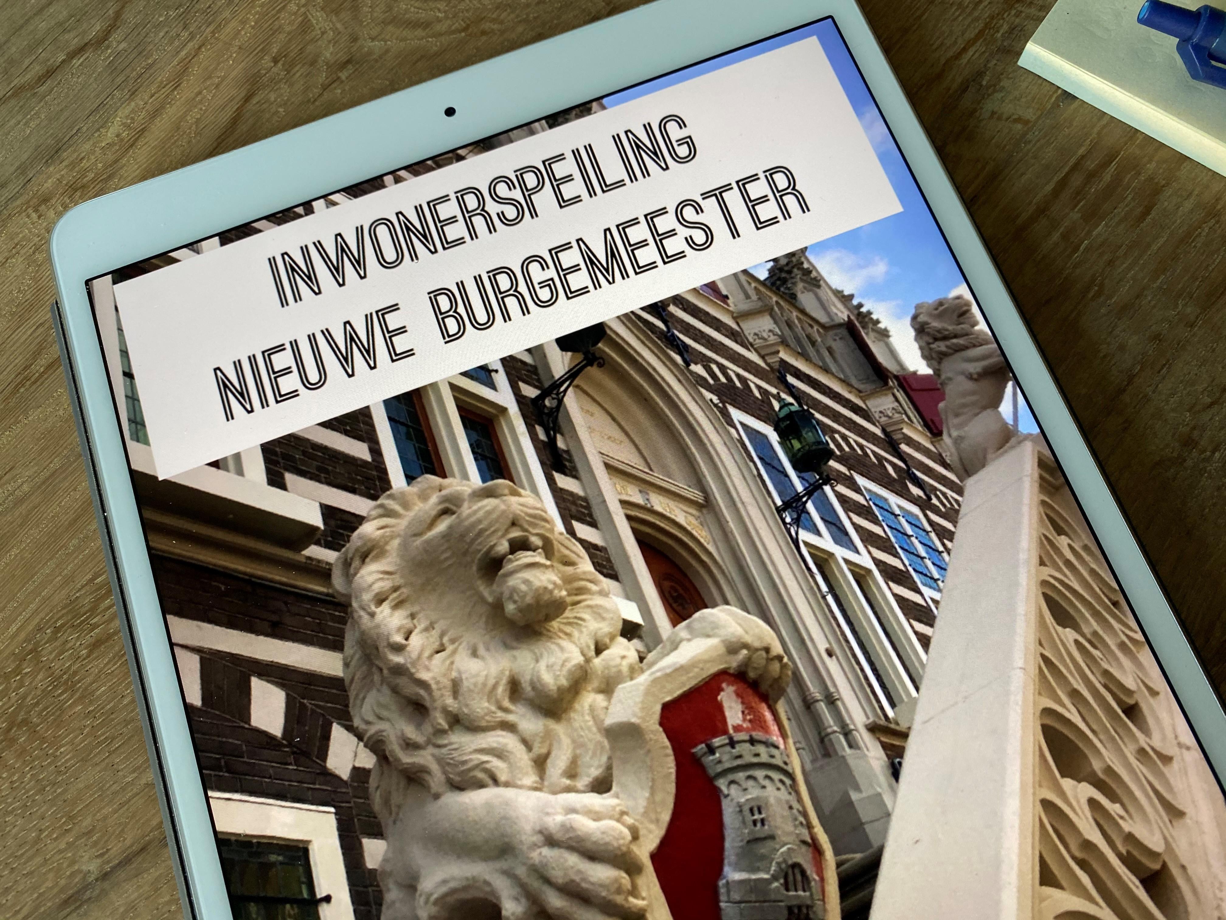 Waarnemend burgemeester van Alkmaar mogelijk al dinsdag bekend