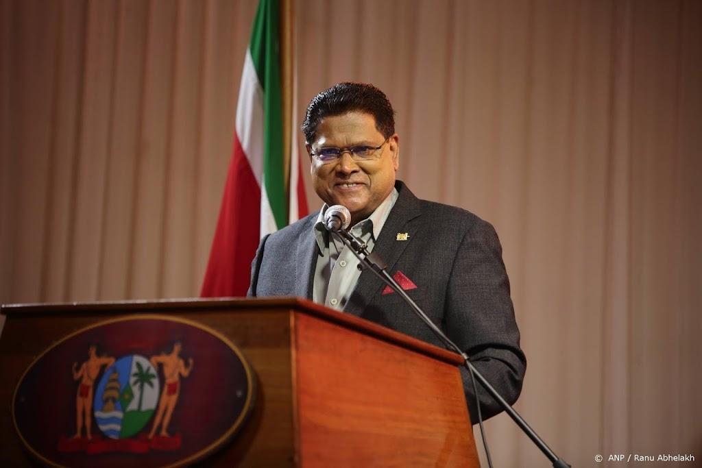 Suriname krijgt Covid-steun van Amerikaanse leger