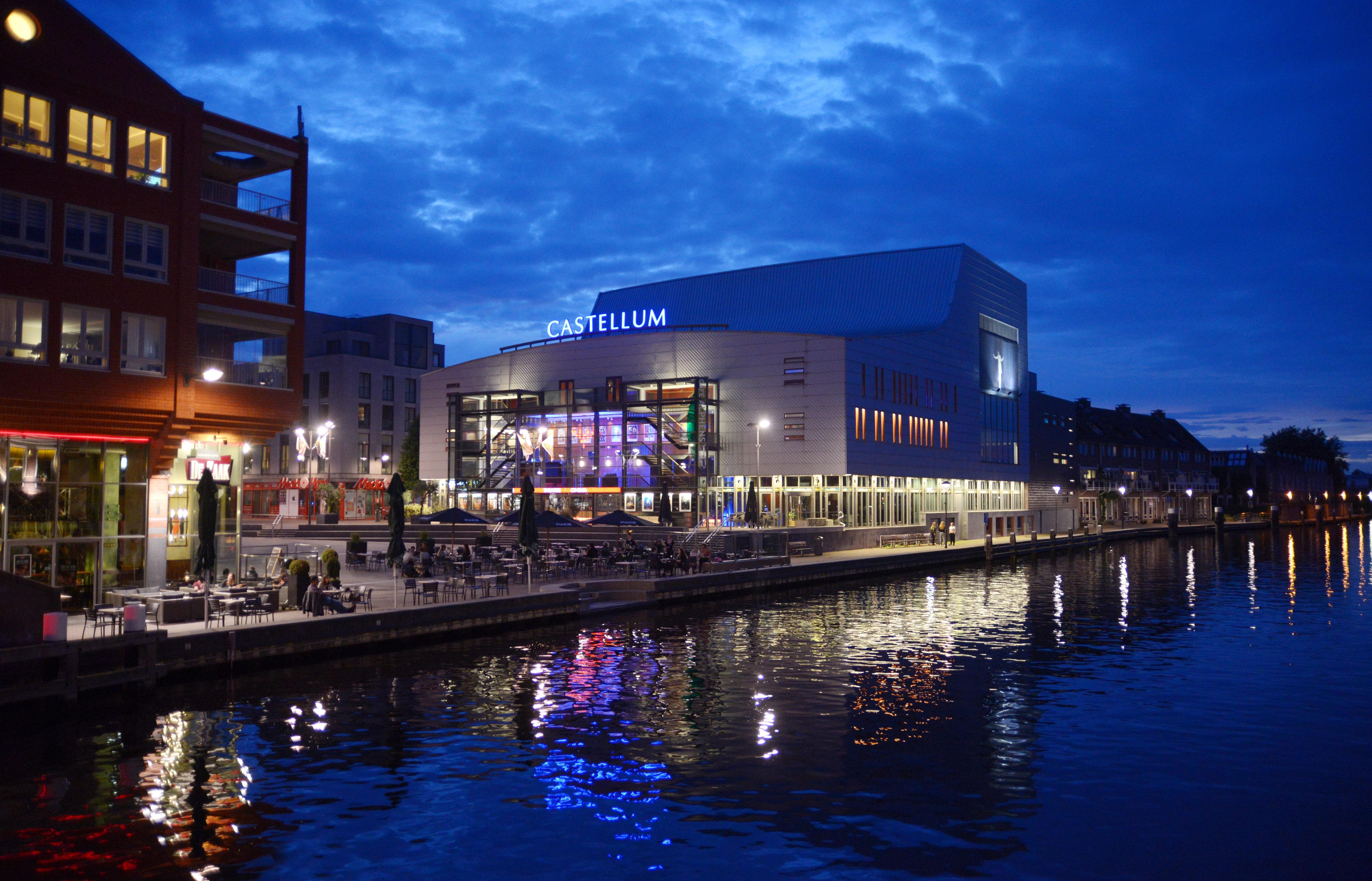 Gemeente Alphen begint aanbestedingsprocedure voor verkoop/verhuur theater Castellum