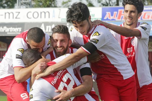 'Intense blijheid' bij Vogels na late goal
