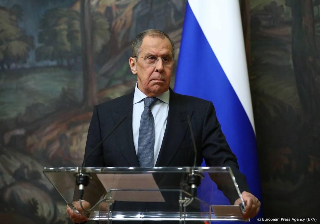 'Westerse verontwaardiging over Navalni leidt van problemen af'