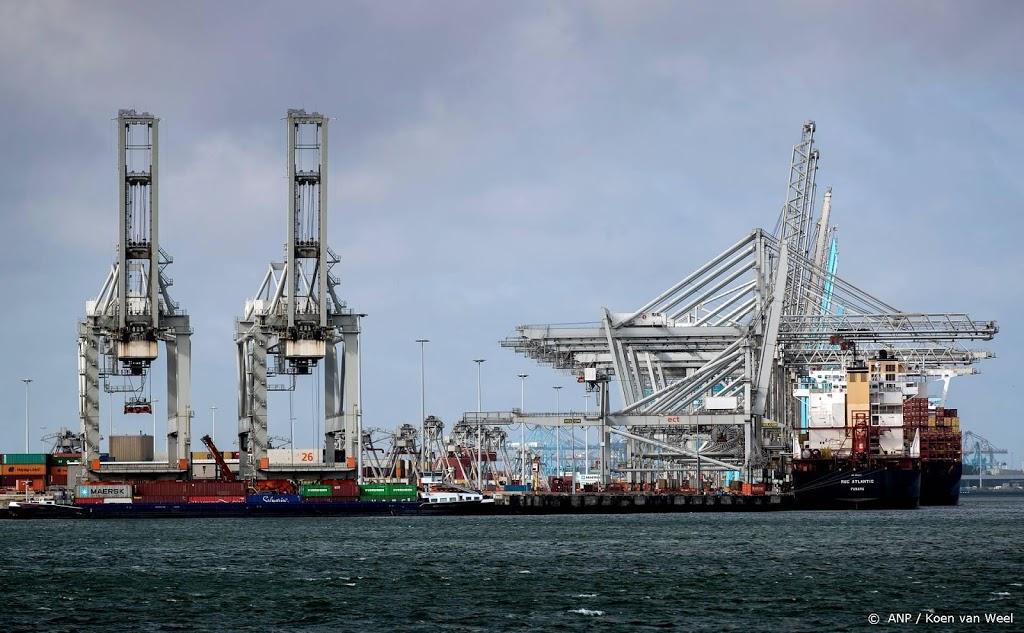 Haven Rotterdam verwerkt afval tot Japanse compost