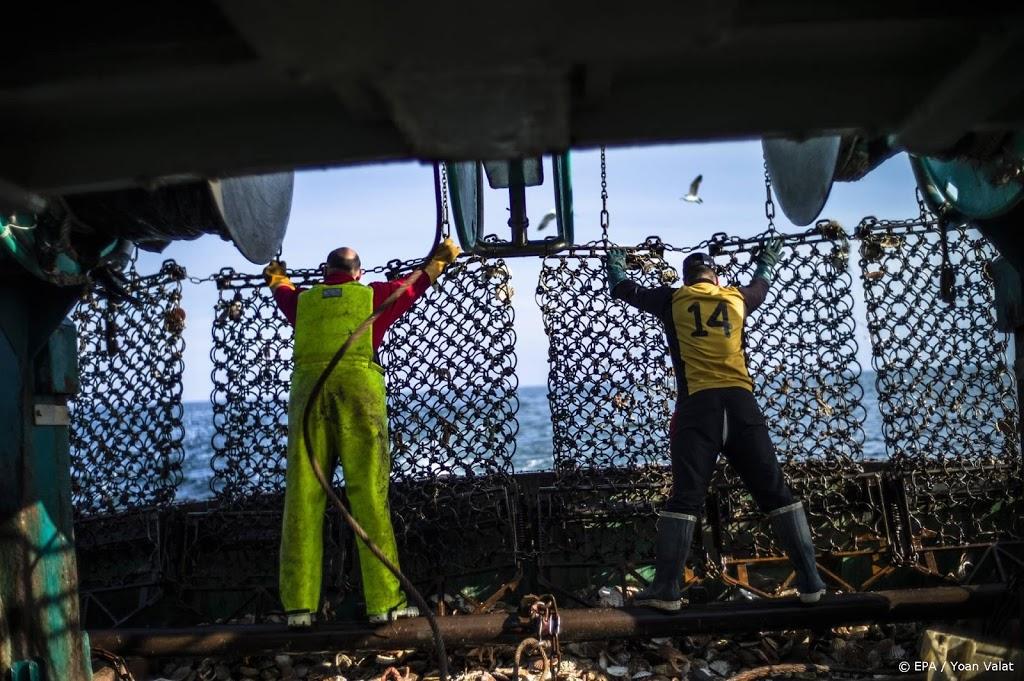 Franse vissers voeren actie bij Kanaaleiland Jersey tegen Londen